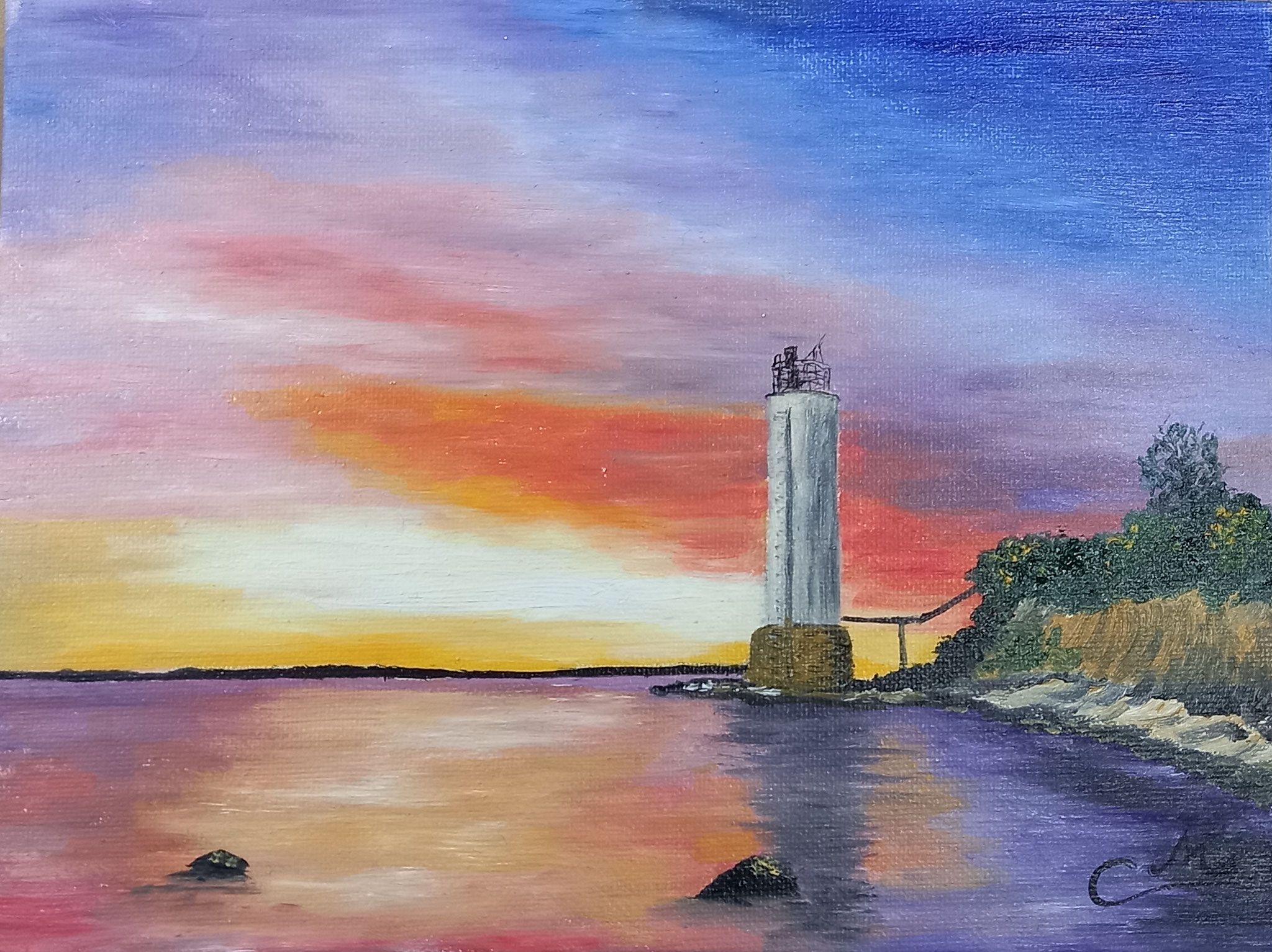 Leuchtturm Maltzien