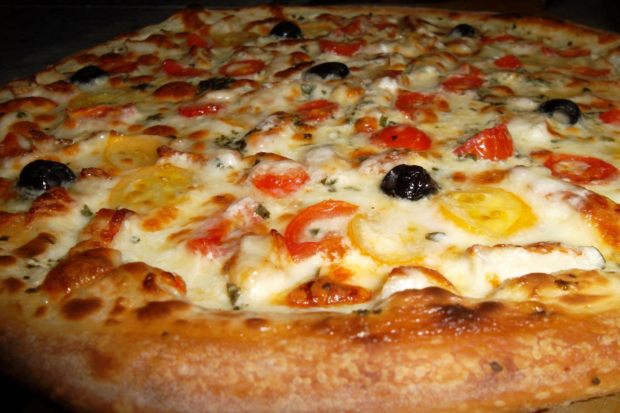 Pizzas du Soleil