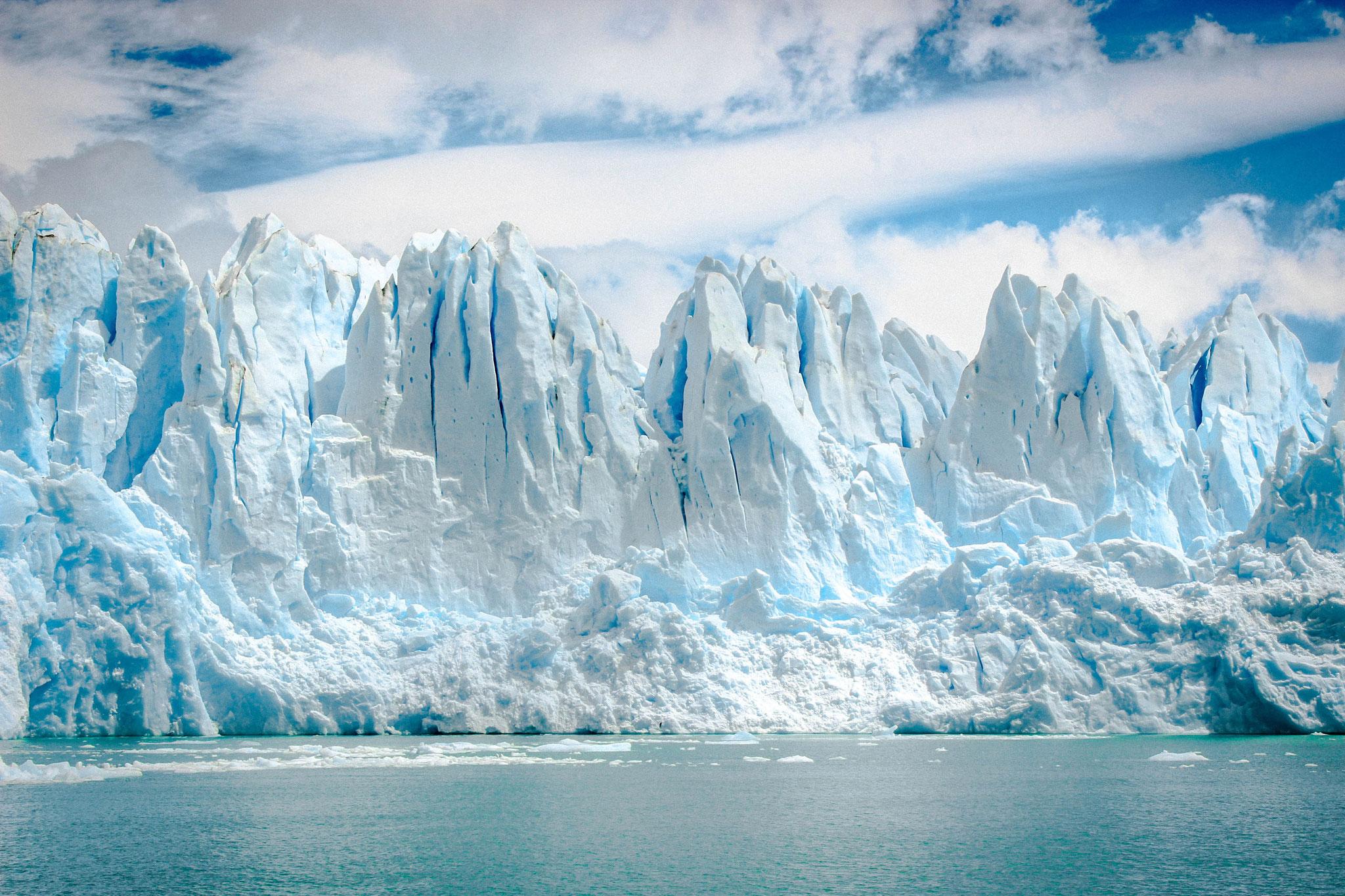 Wenn Grönland und die Antarktis schmelzen, steigt der Meeresspiegel
