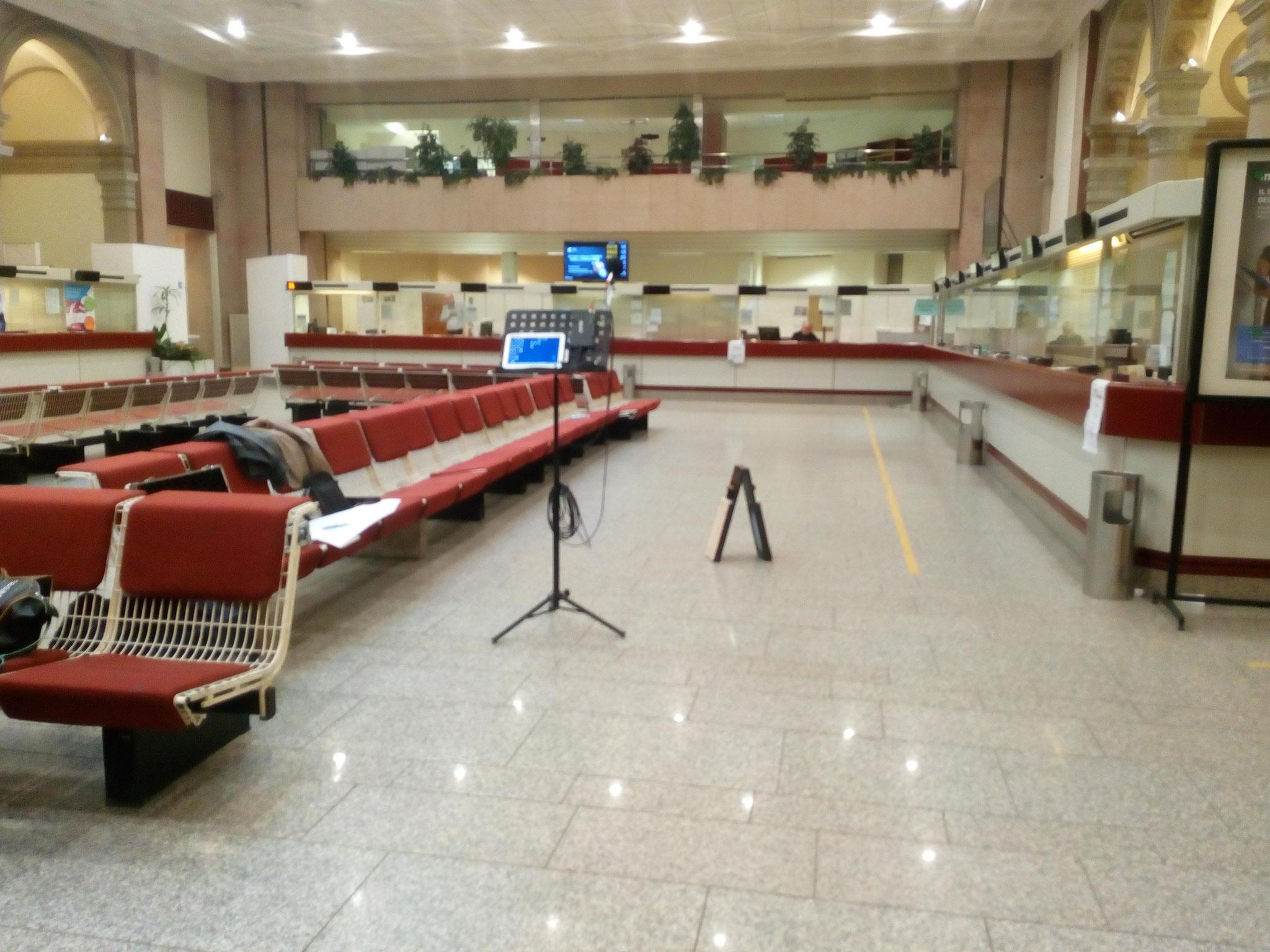 C.C.I.A.A. Milano: correzione acustica sala polivalente