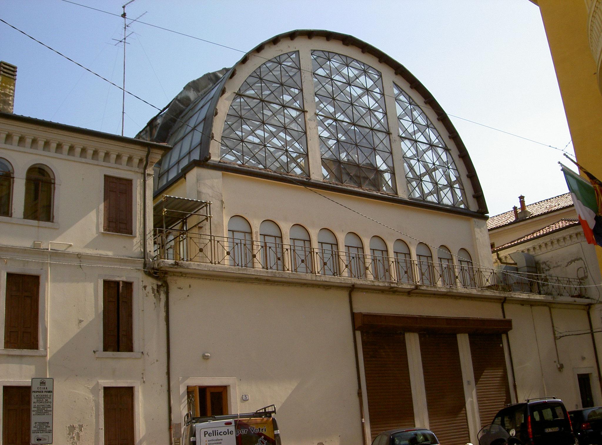 C.C.I.A.A. Rovigo: impatto frigo Salone del Grano