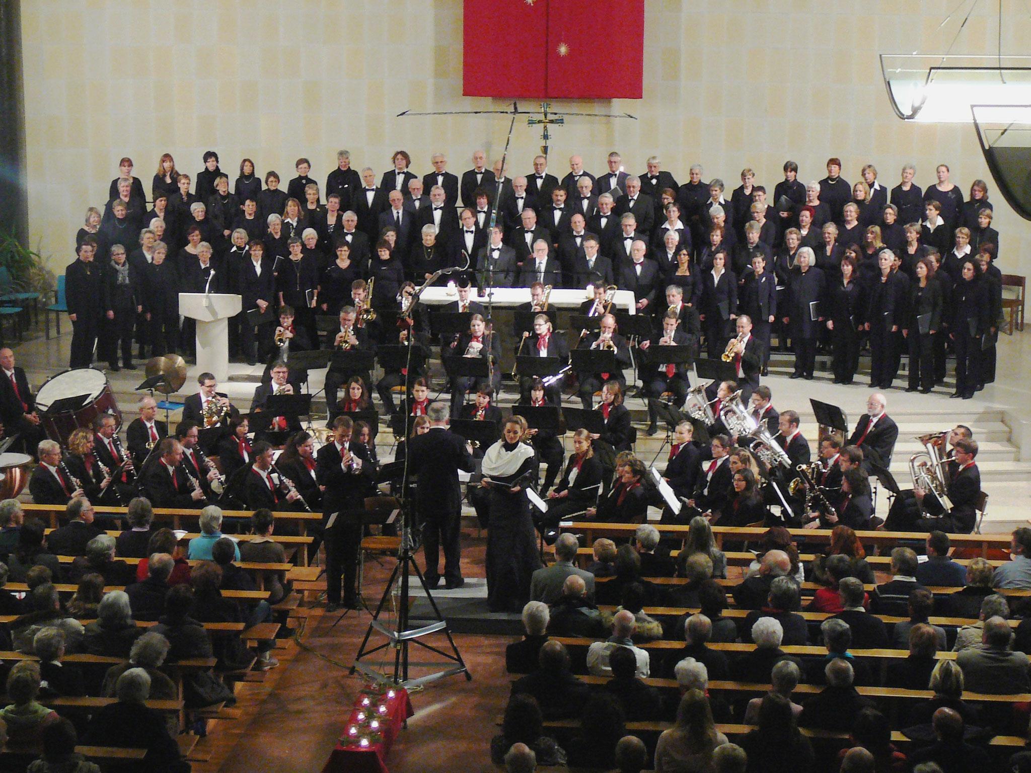 Chorkonzert 2009