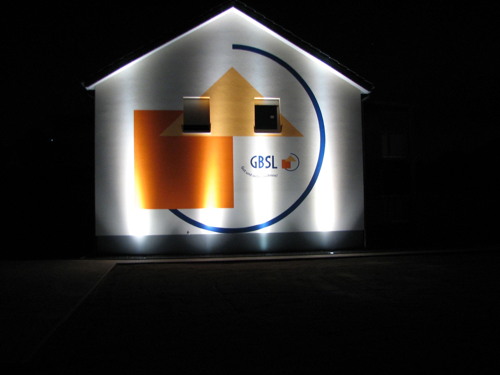 GBSL Außenbeleuchtung