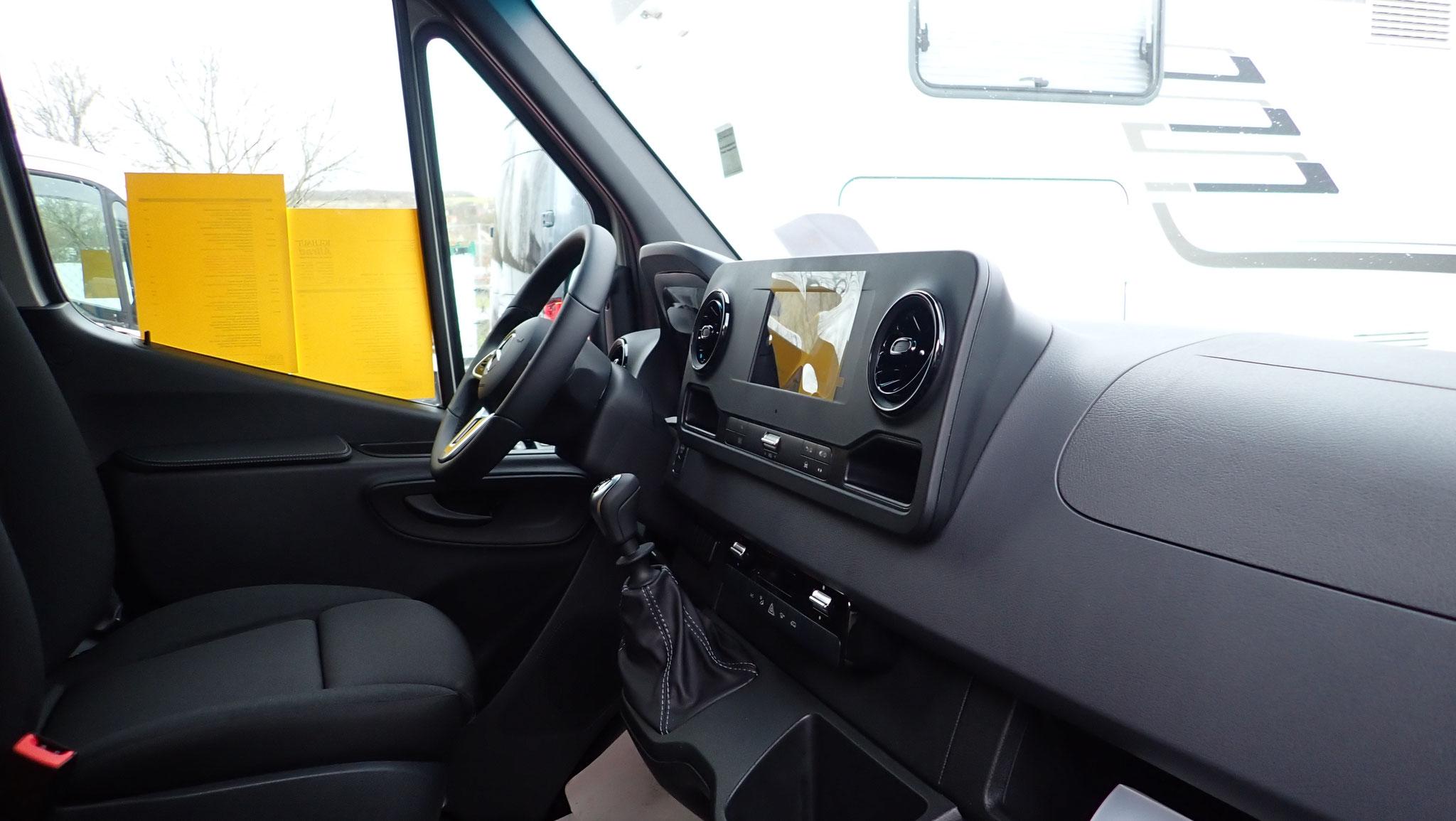 Sprinter Cockpit