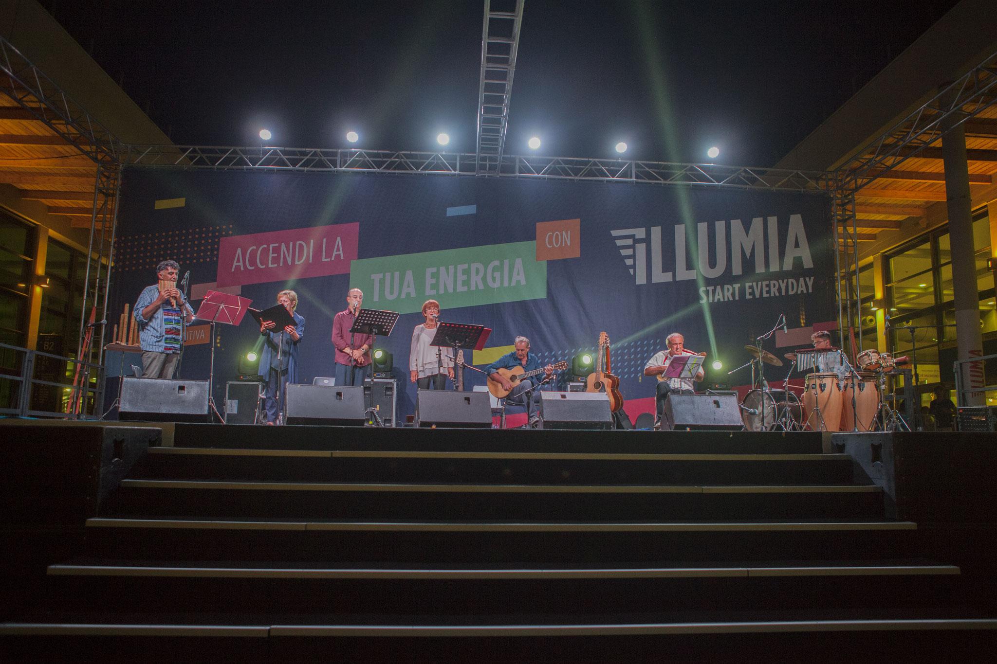 Yo canto la diferencia - Meeting di Rimini 2018