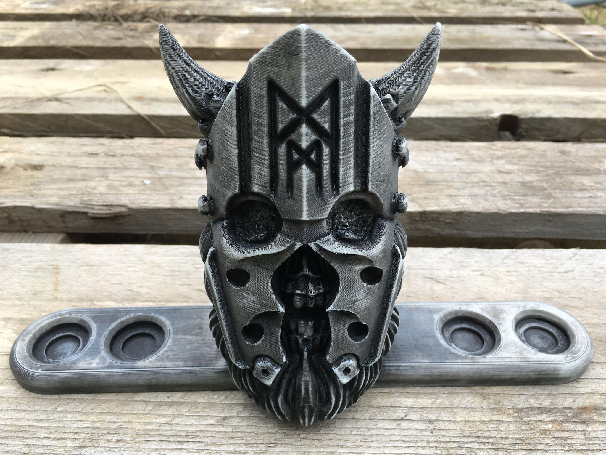 Midgards Messer Schildmaid Messerblock