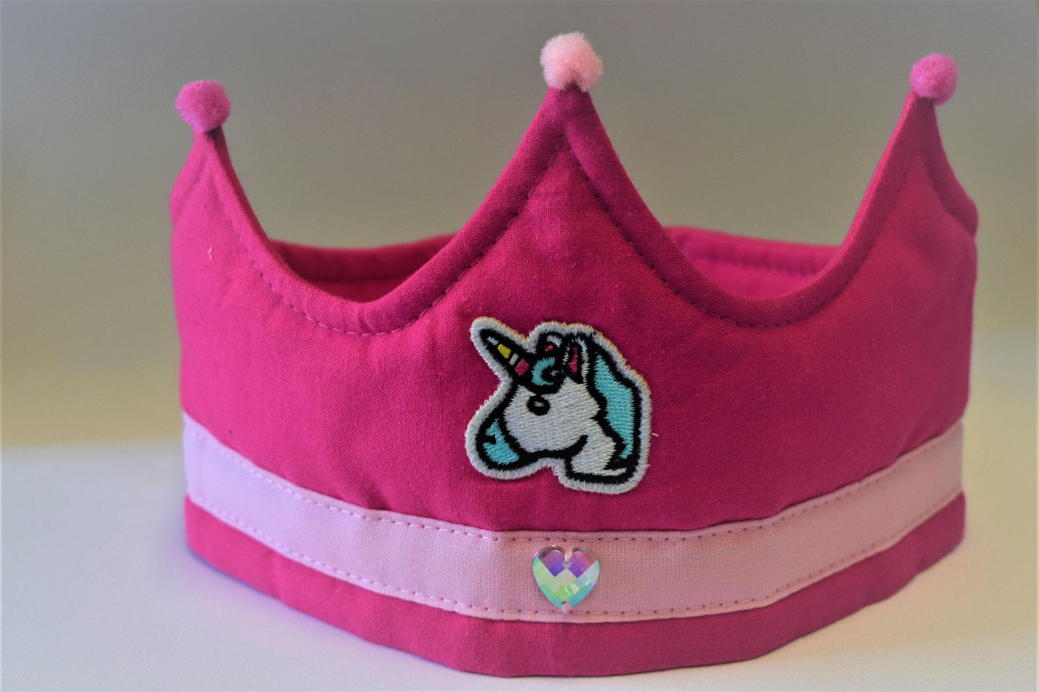 pink mit Einhorn, 19,90€