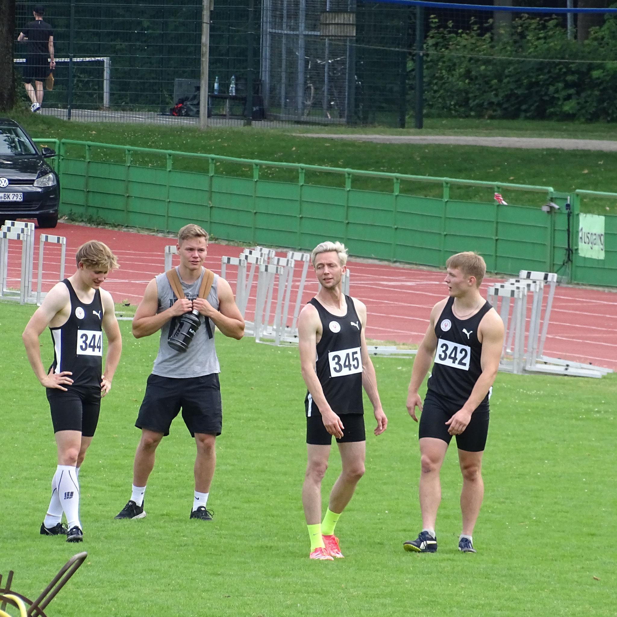 Tim Haufe, Rene Menk, Duncan Brune