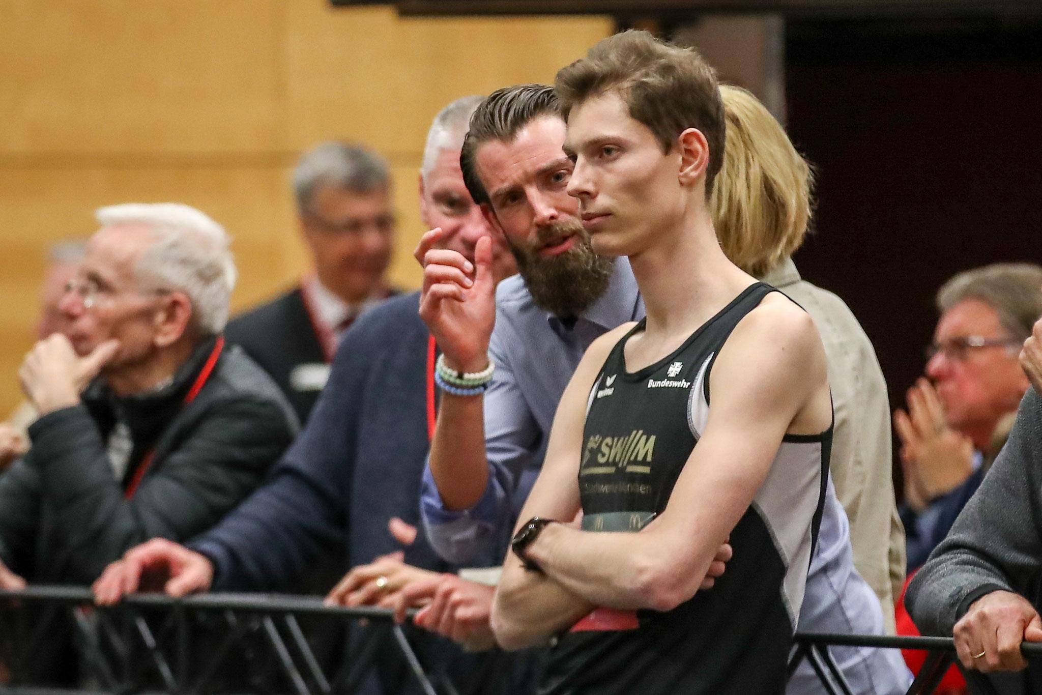 Sebastian Kneifel und Tobias Potye (Foto: Footcorner/Dirk Fußwinkel)