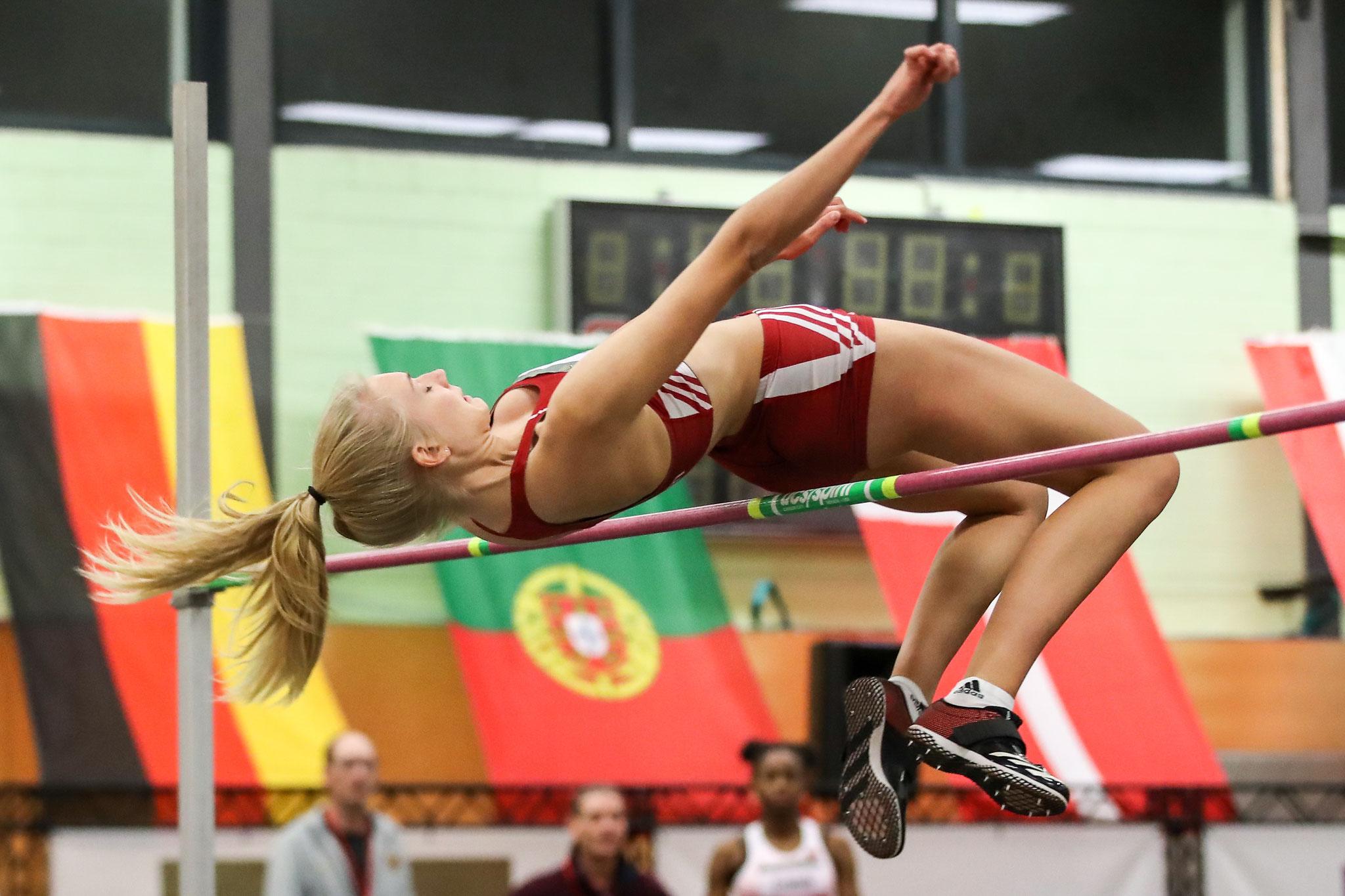 Bianca Stichling (Foto: Footcorner/Dirk Fußwinkel)