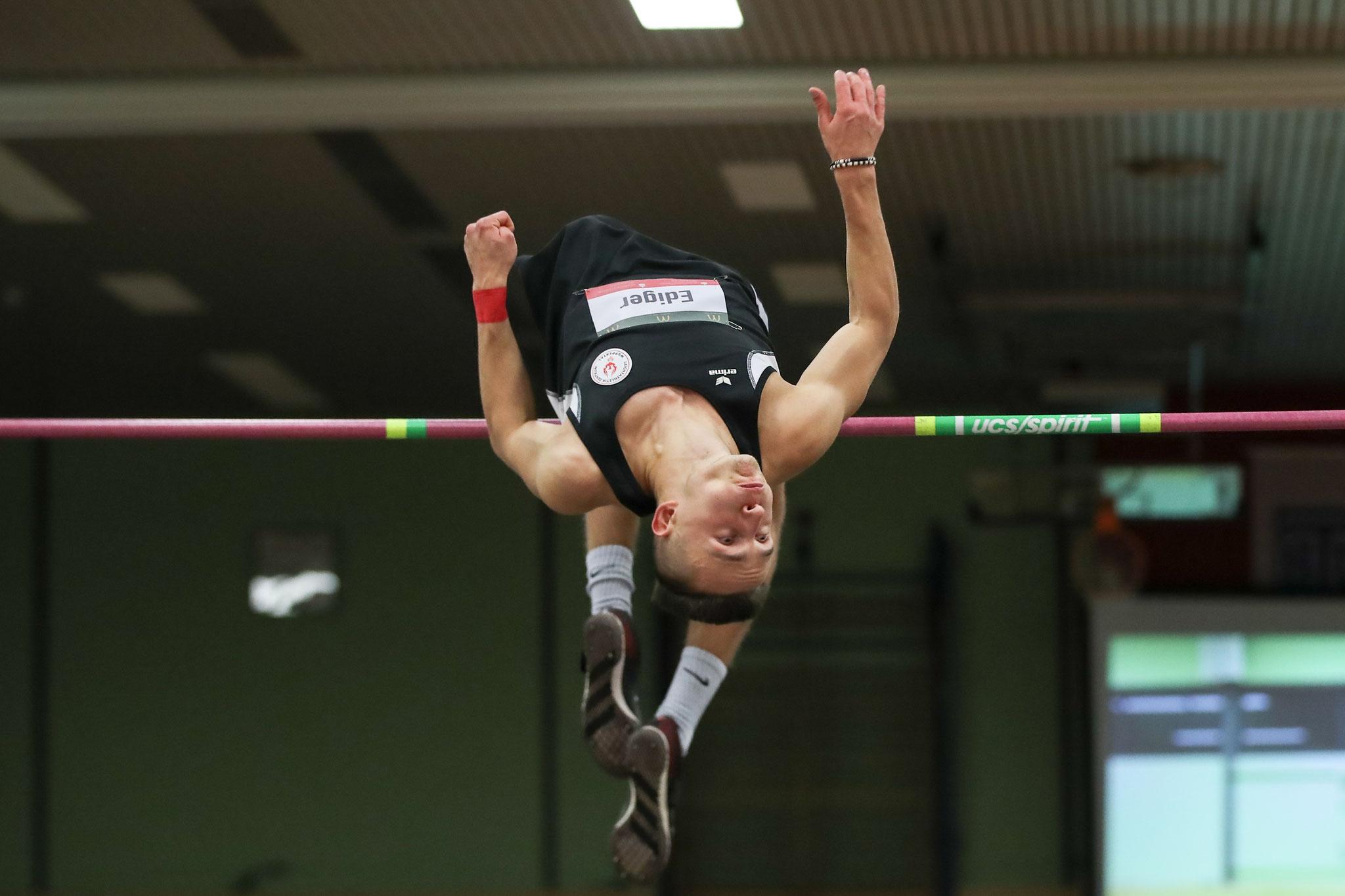 Tom Ediger (Foto: Footcorner/Dirk Fußwinkel)