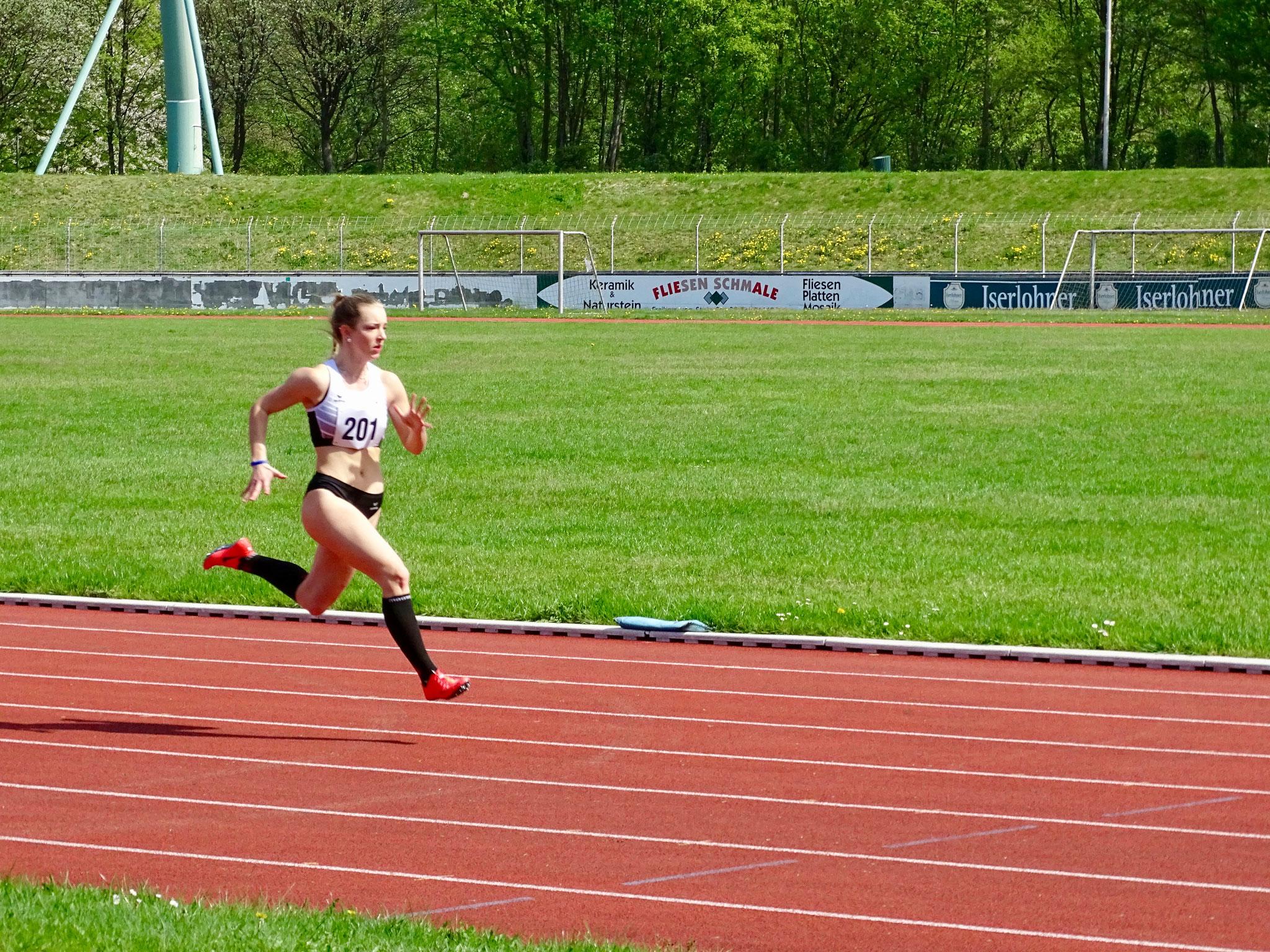 Sprint Sophie Bleibtreu