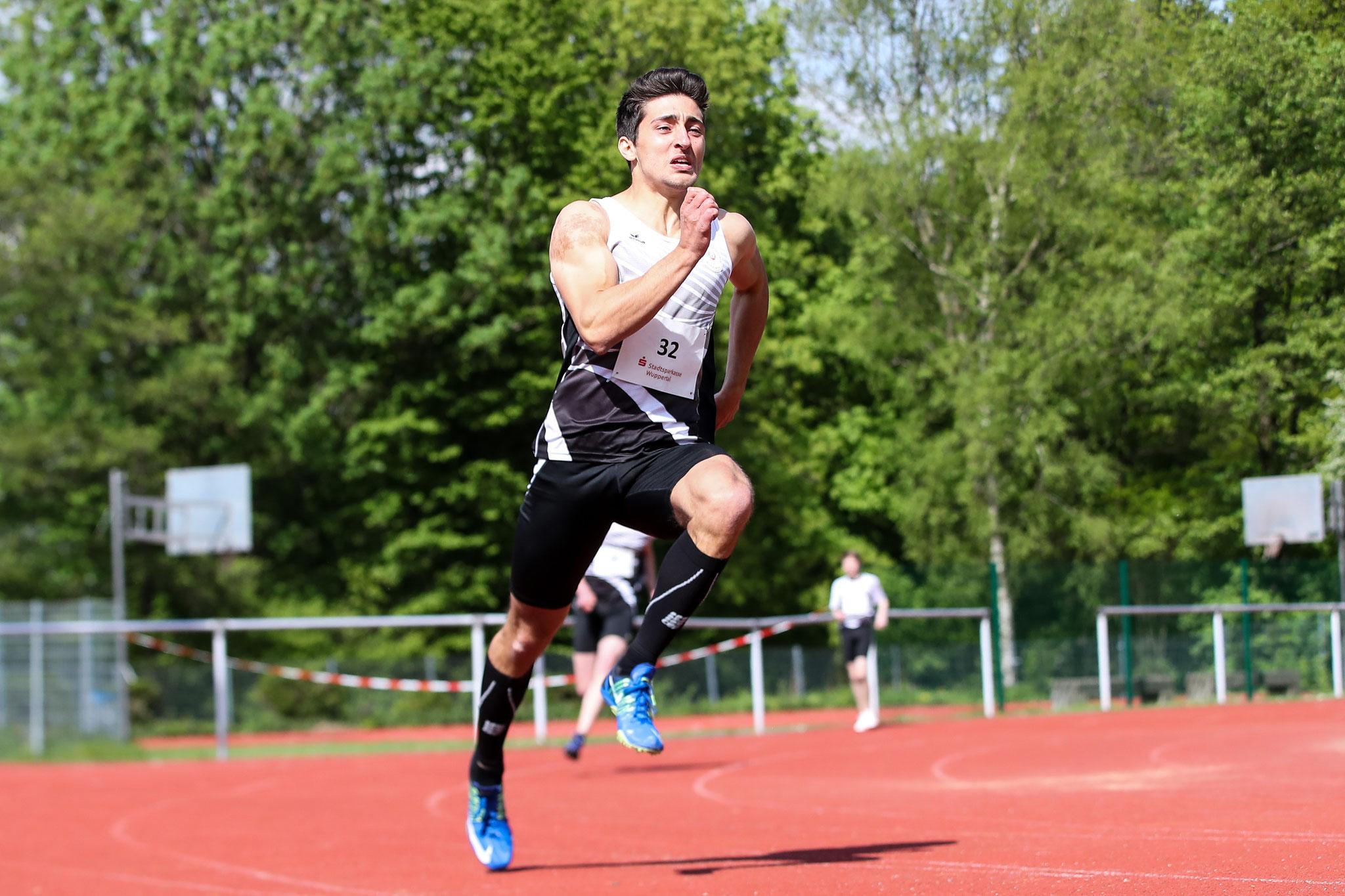 200m: Jan-Marcel Kezmann