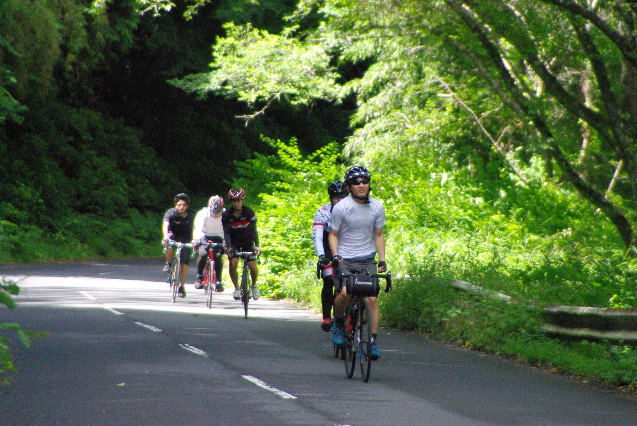 曽爾高原サイクリング