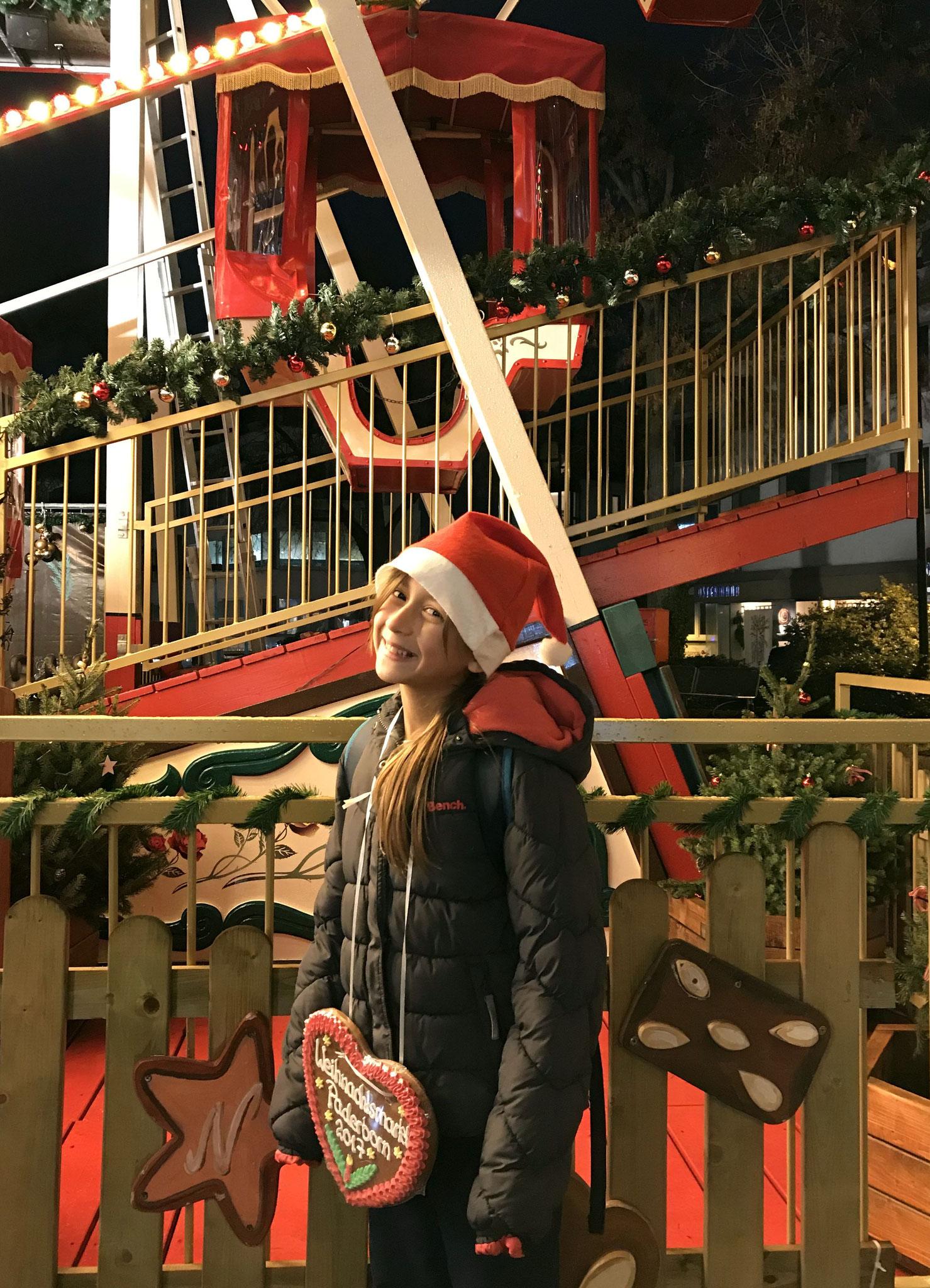 Weihnachtsfeeling im Dezember 2017