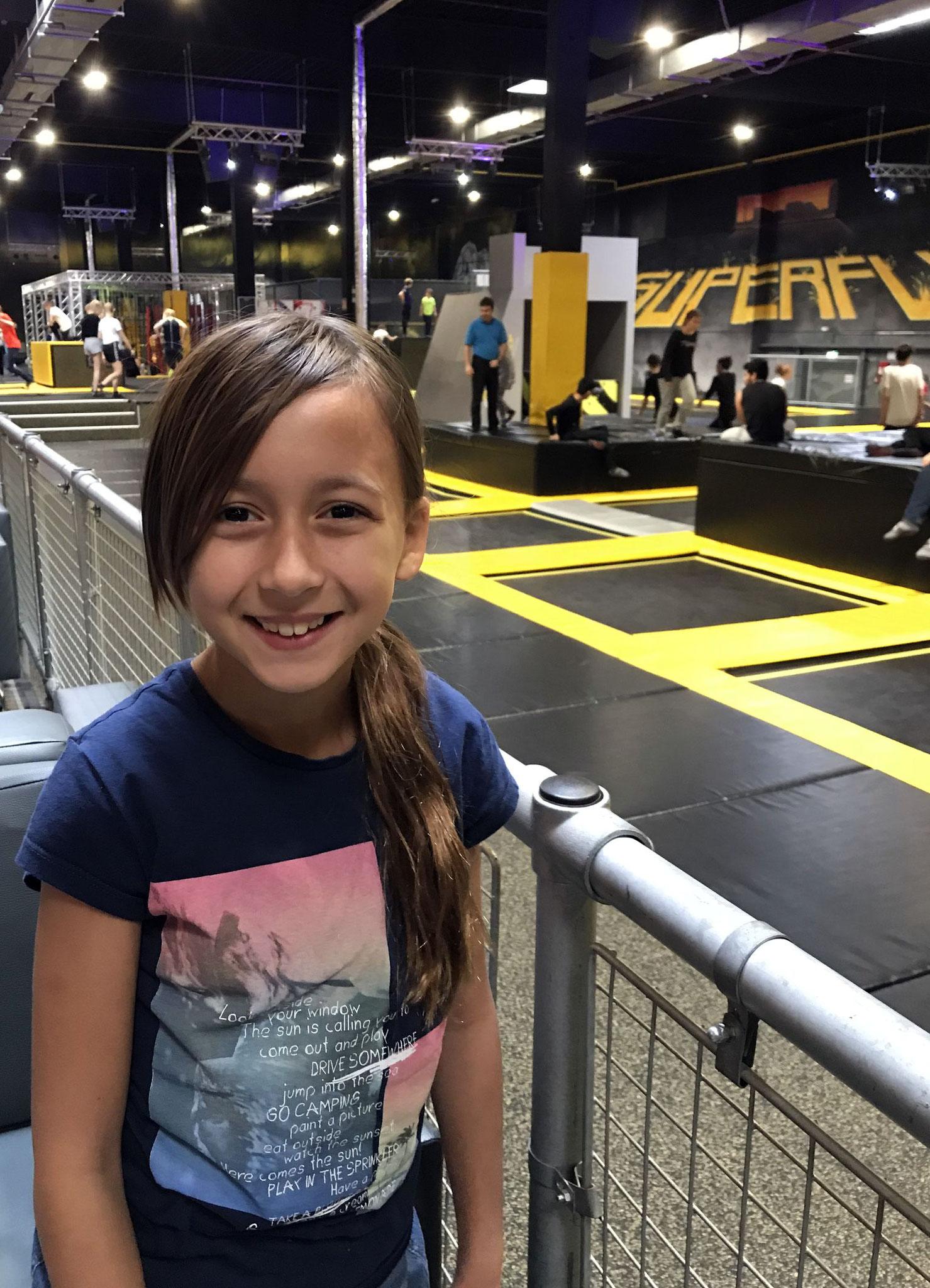 Im Superfly im Oktober 2017