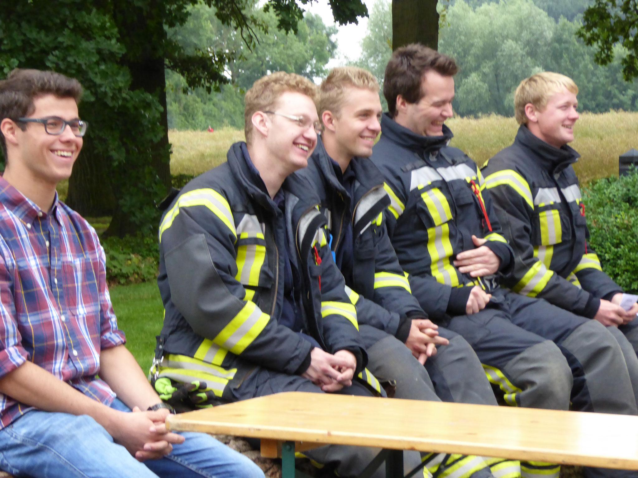 Feuerwehrjugend von Oestinghausen