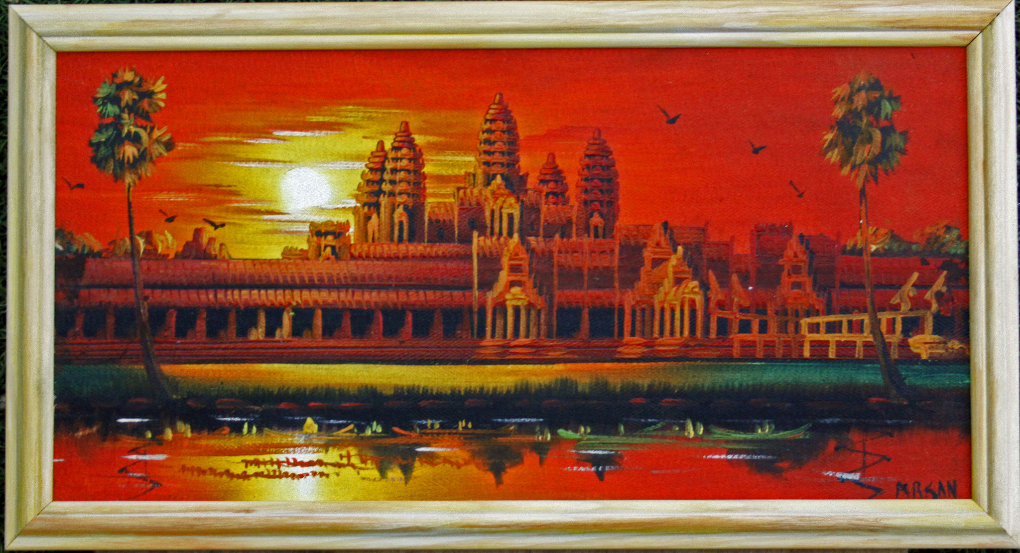 Peinture de Bali