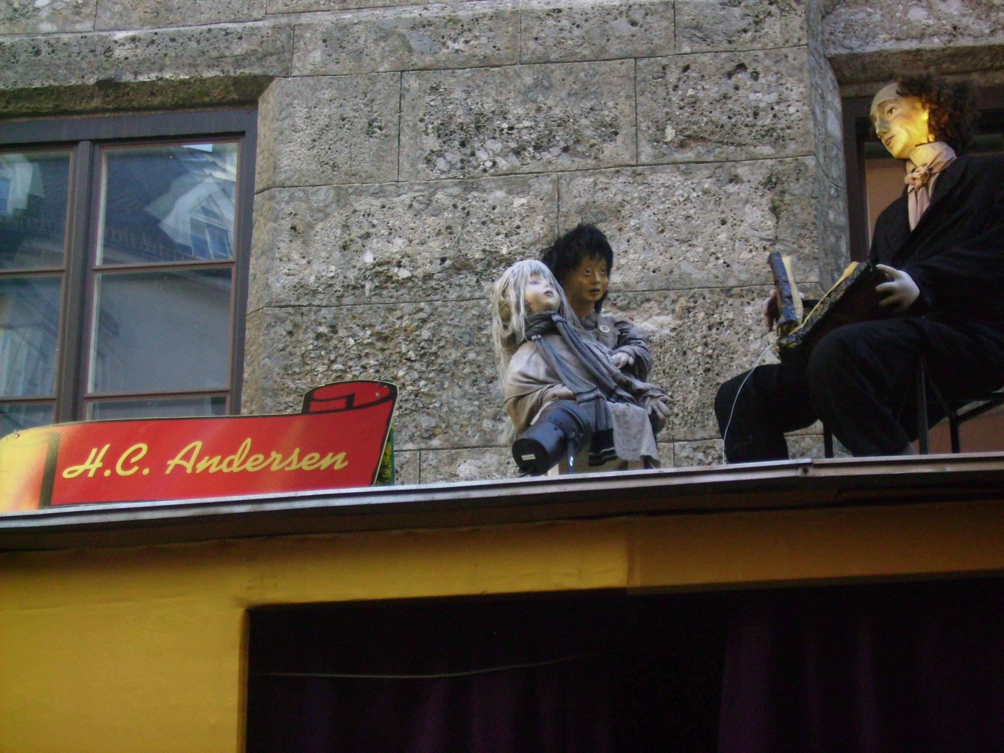Märchenerzähler Andersen