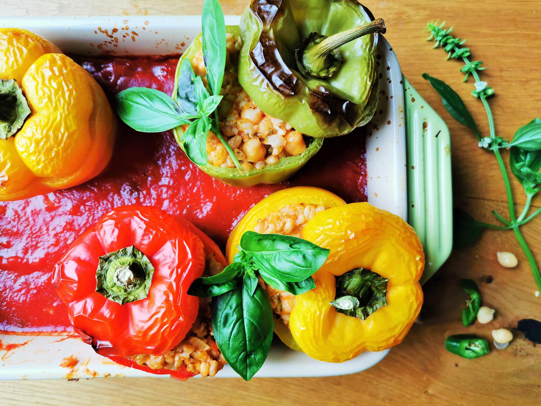 ein Klassiker der österreichischen Küche vegetarisch abgewandelt