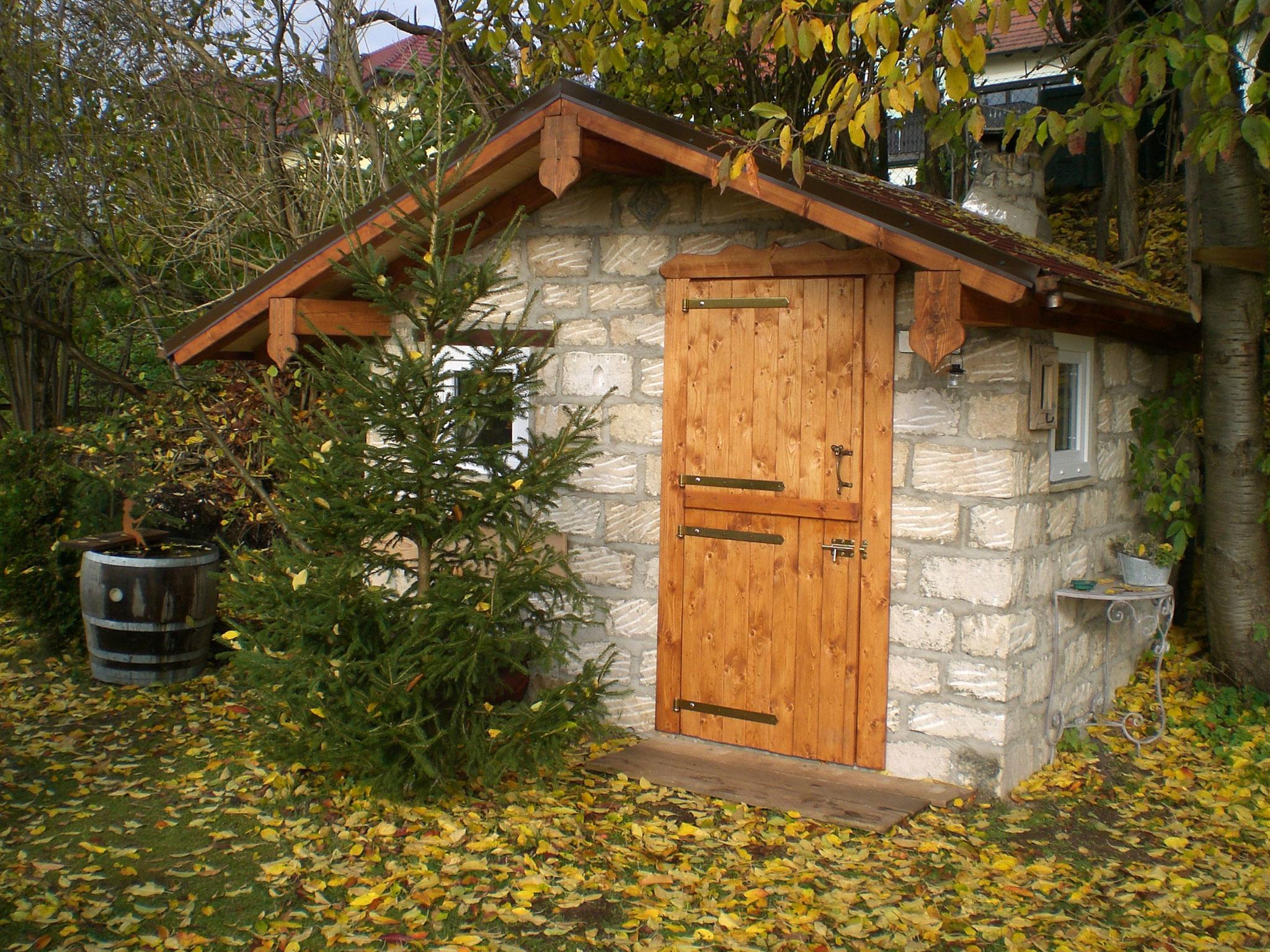 unser kleines Rose Cottage