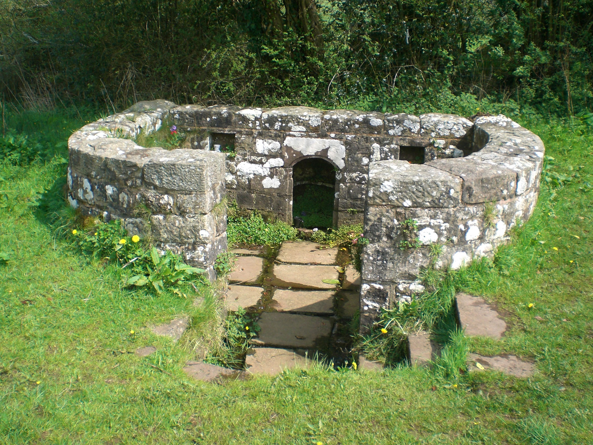 St. Anne´s Well; Fairy Well