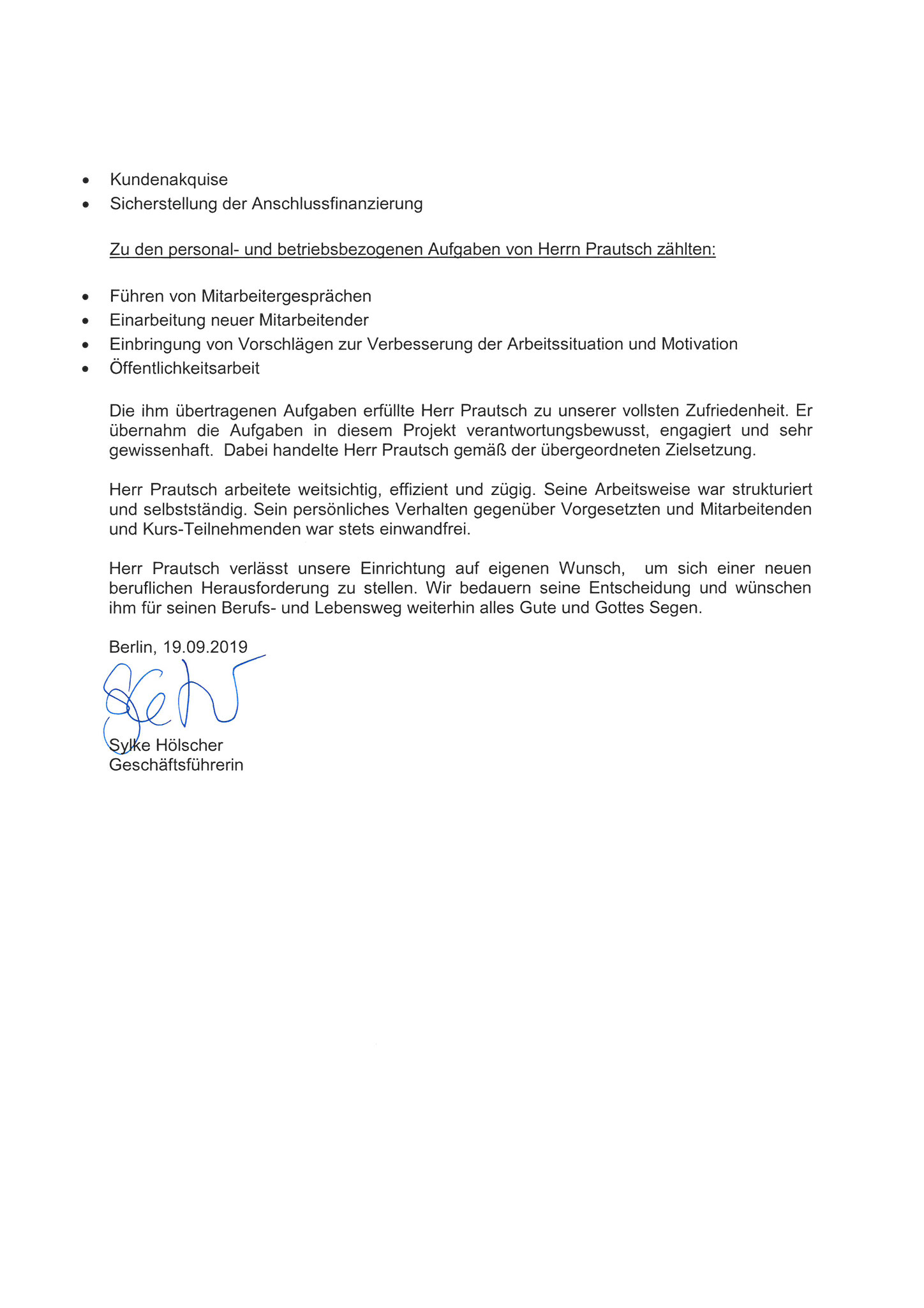 Zeugnis Evangelisches Johannesstift Diakonie_Seite 2 - 2019