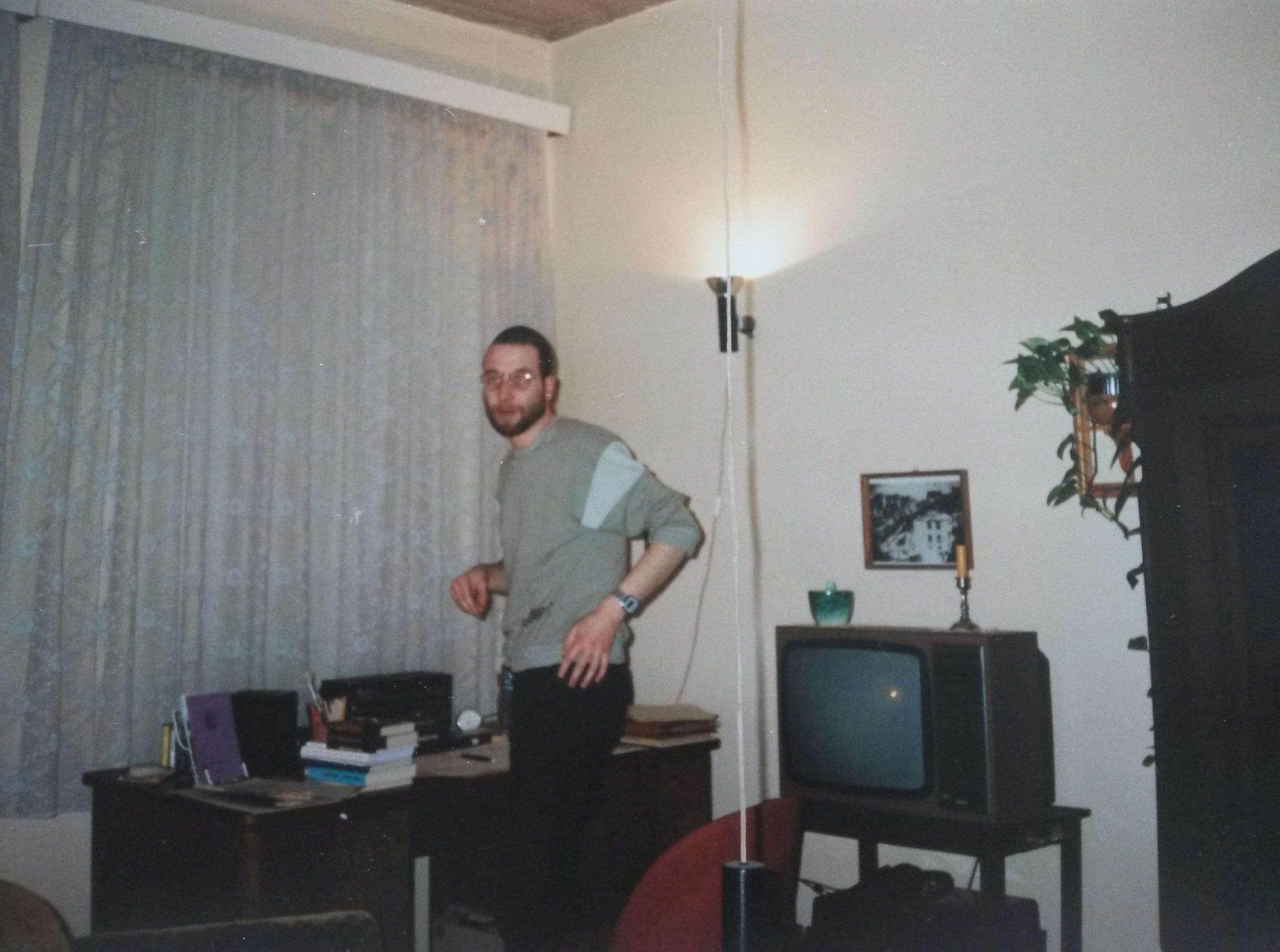 Steinweg 37 in Halle (Saale) - 1987