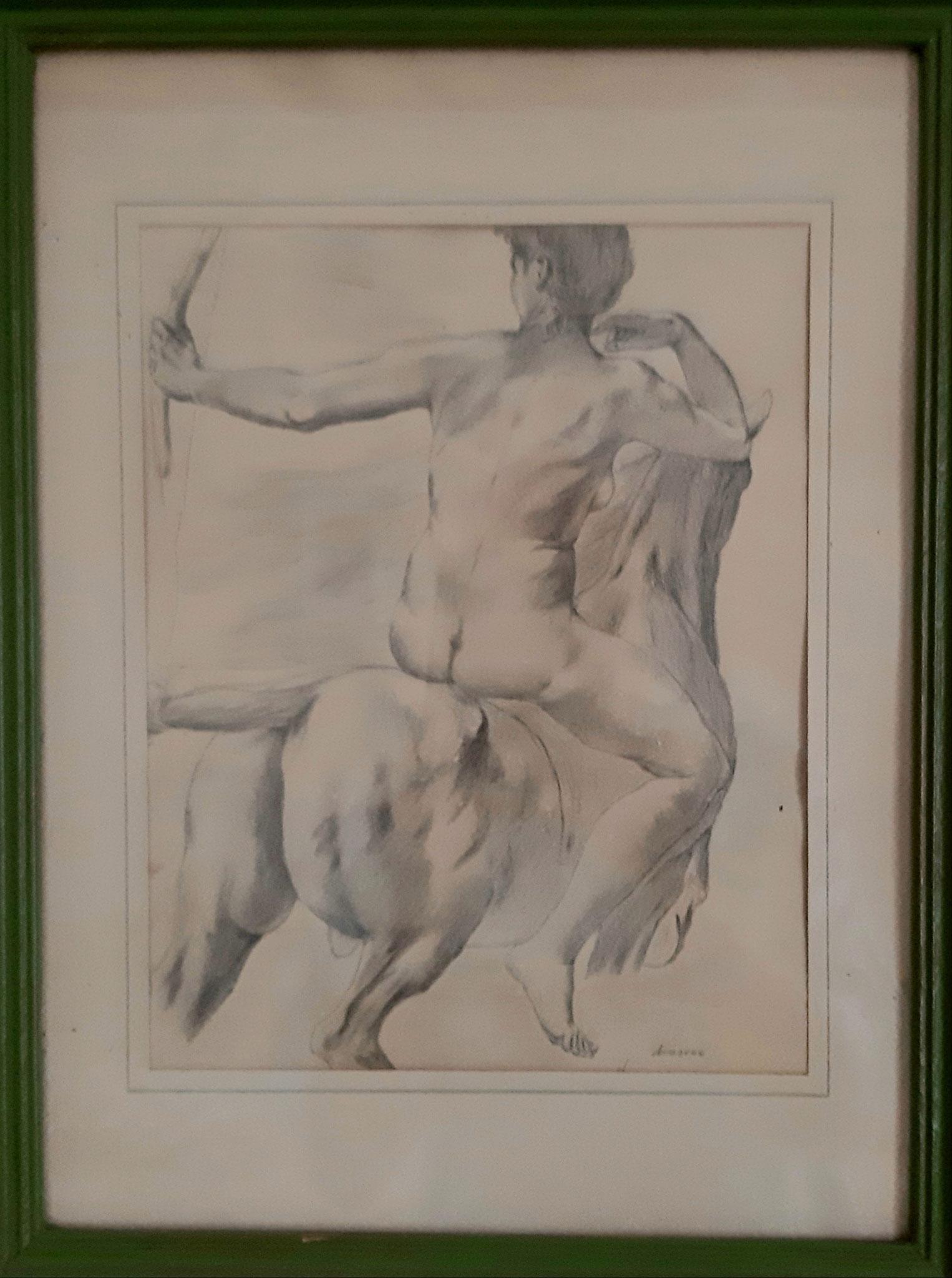 "Adolf Prautsch ""Amazone"" - 1952"