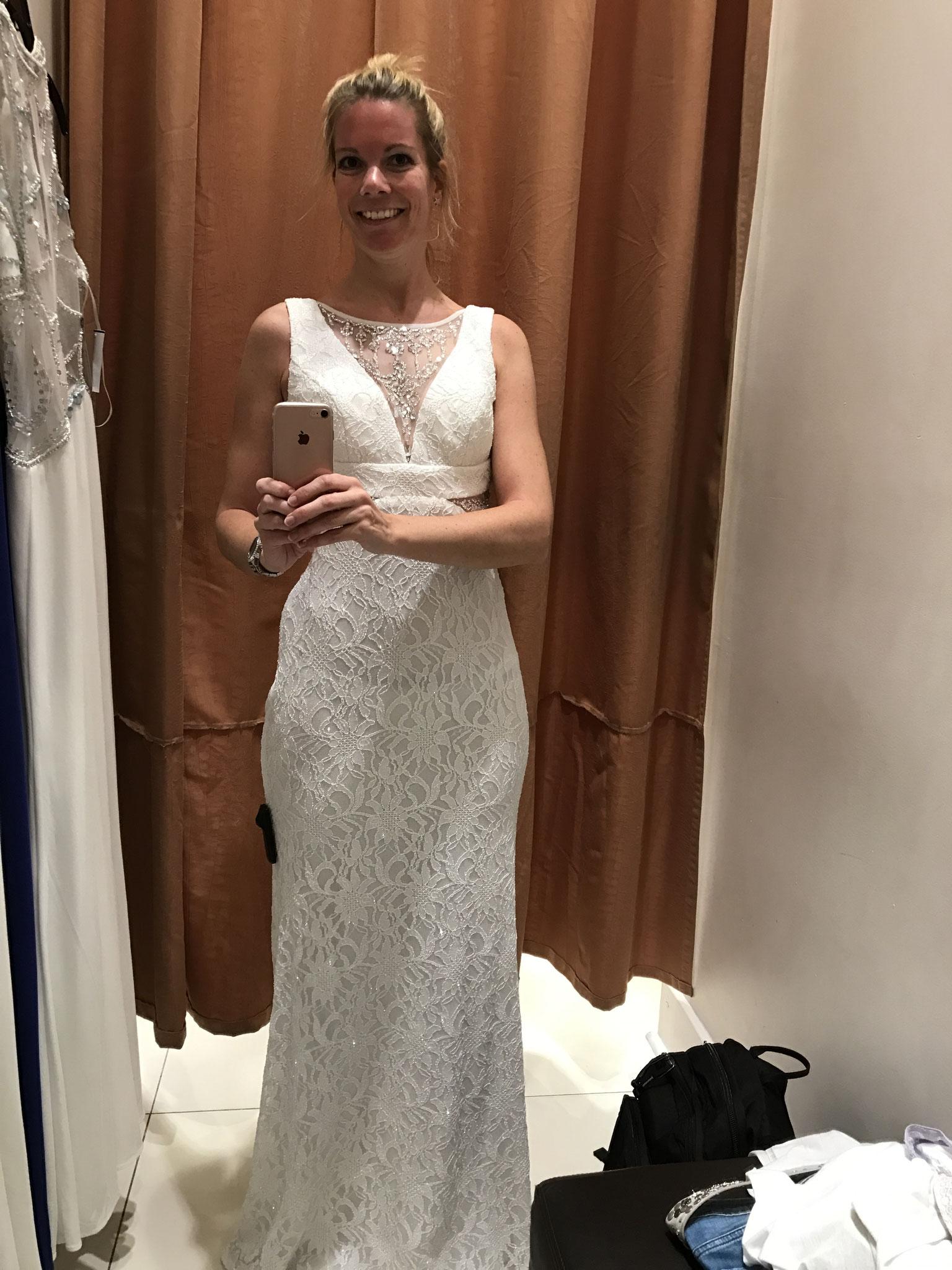 Brautkleid?