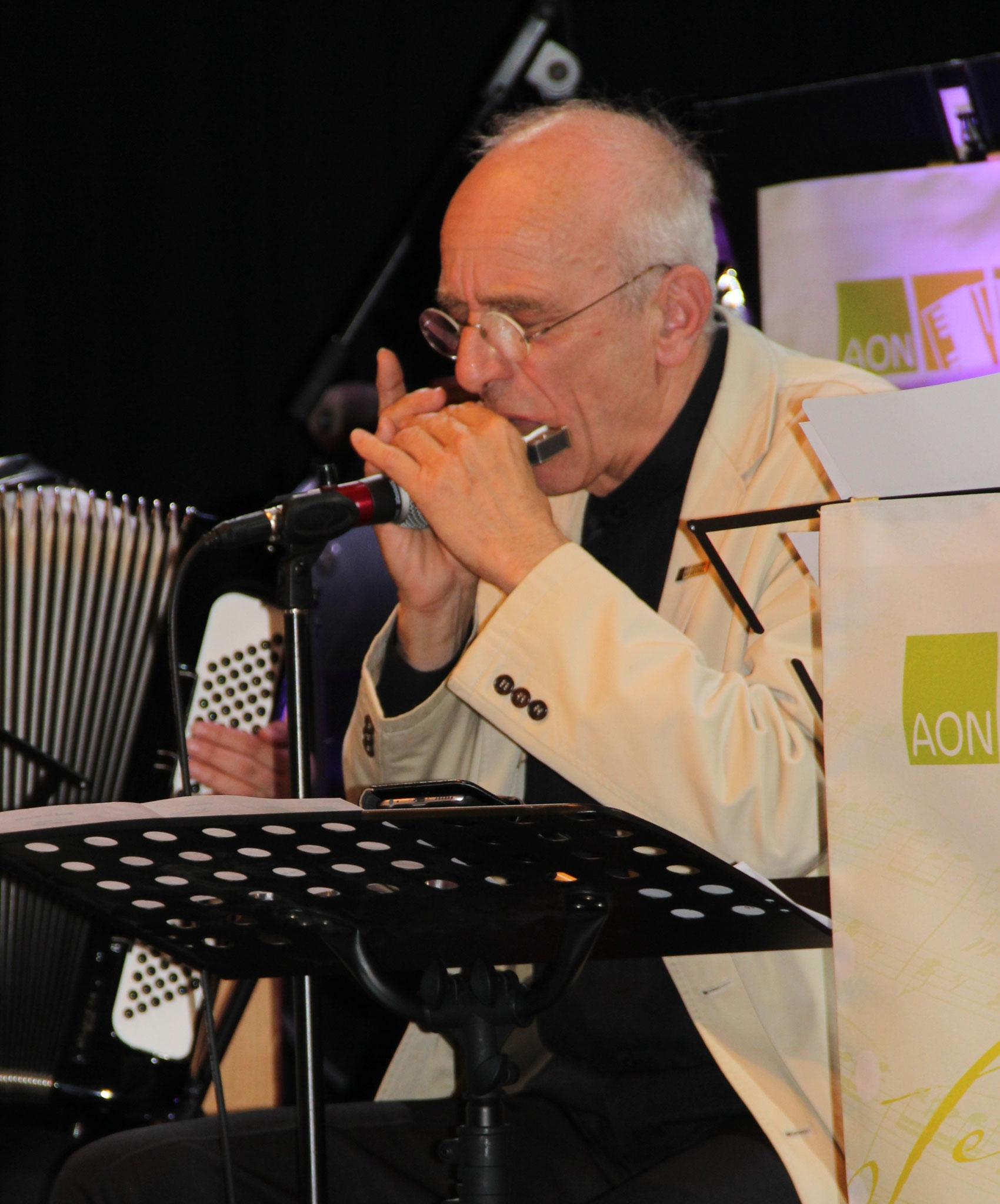 Wilf Kiesow bei Morricone Special