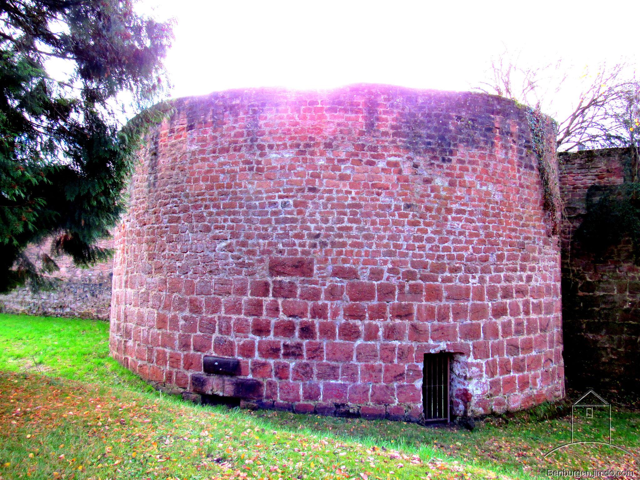 Eine von 6 Bastionen.