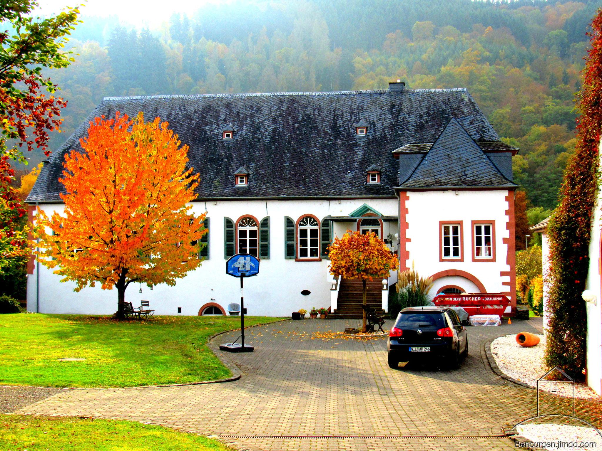 Klosterhof im Ortsteil Traben.