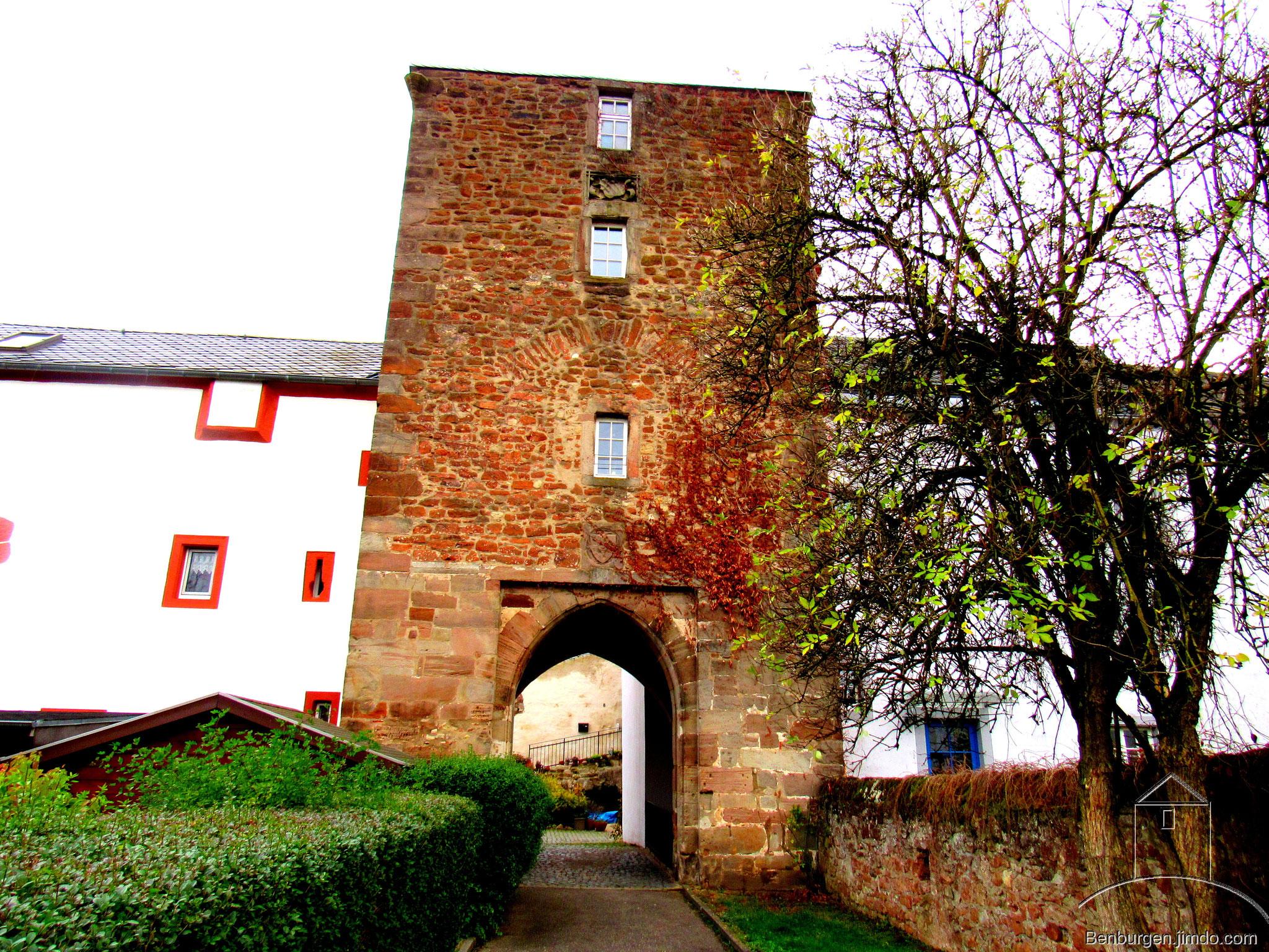 Die Alte Burg.