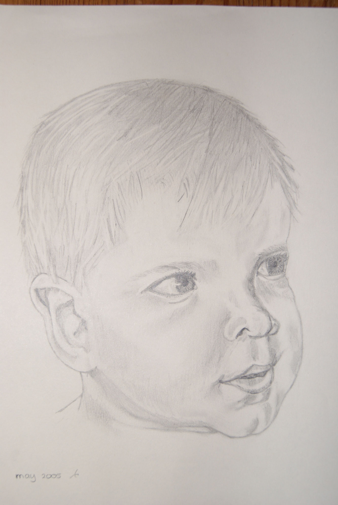 Portret Tim
