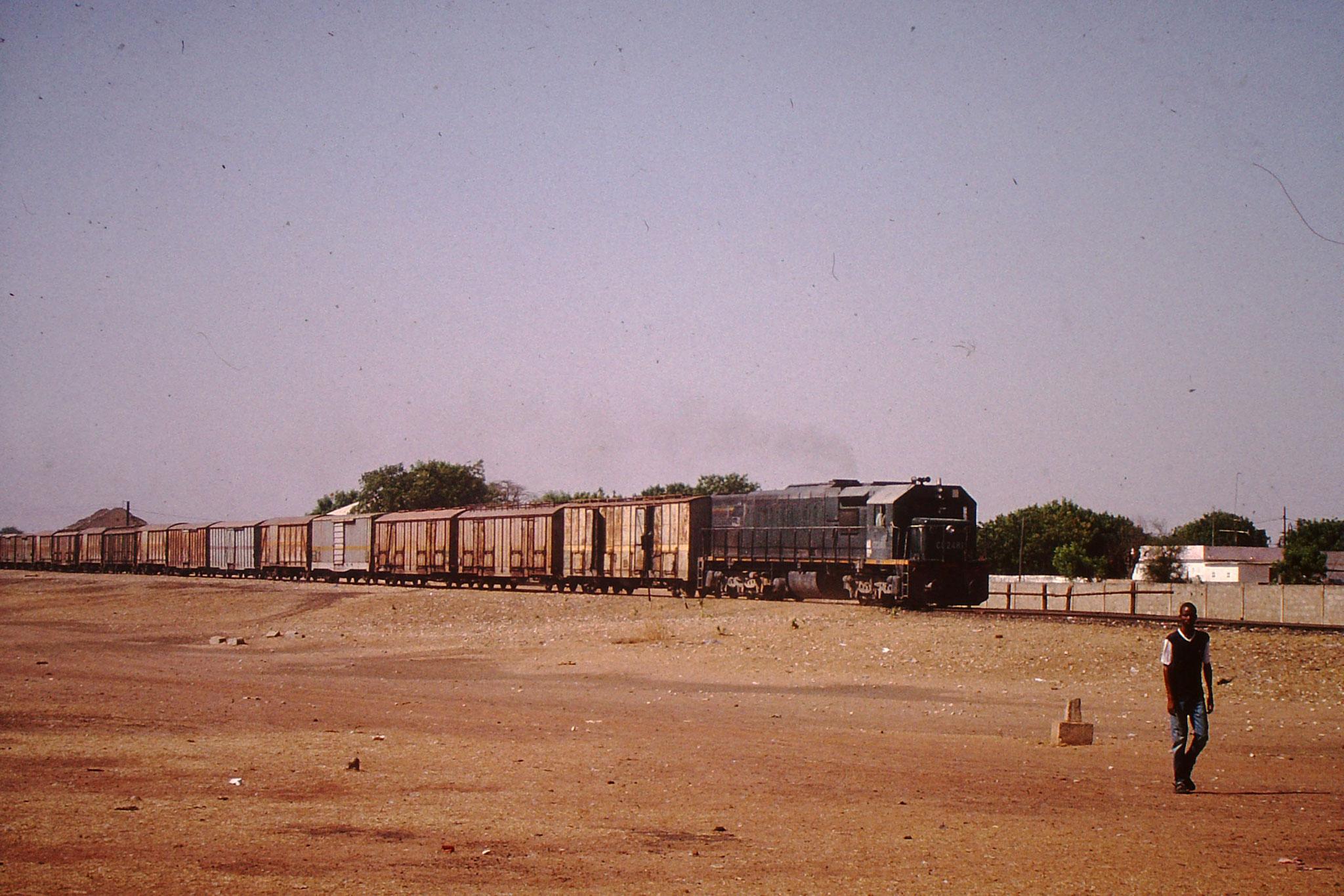 Güterzug.