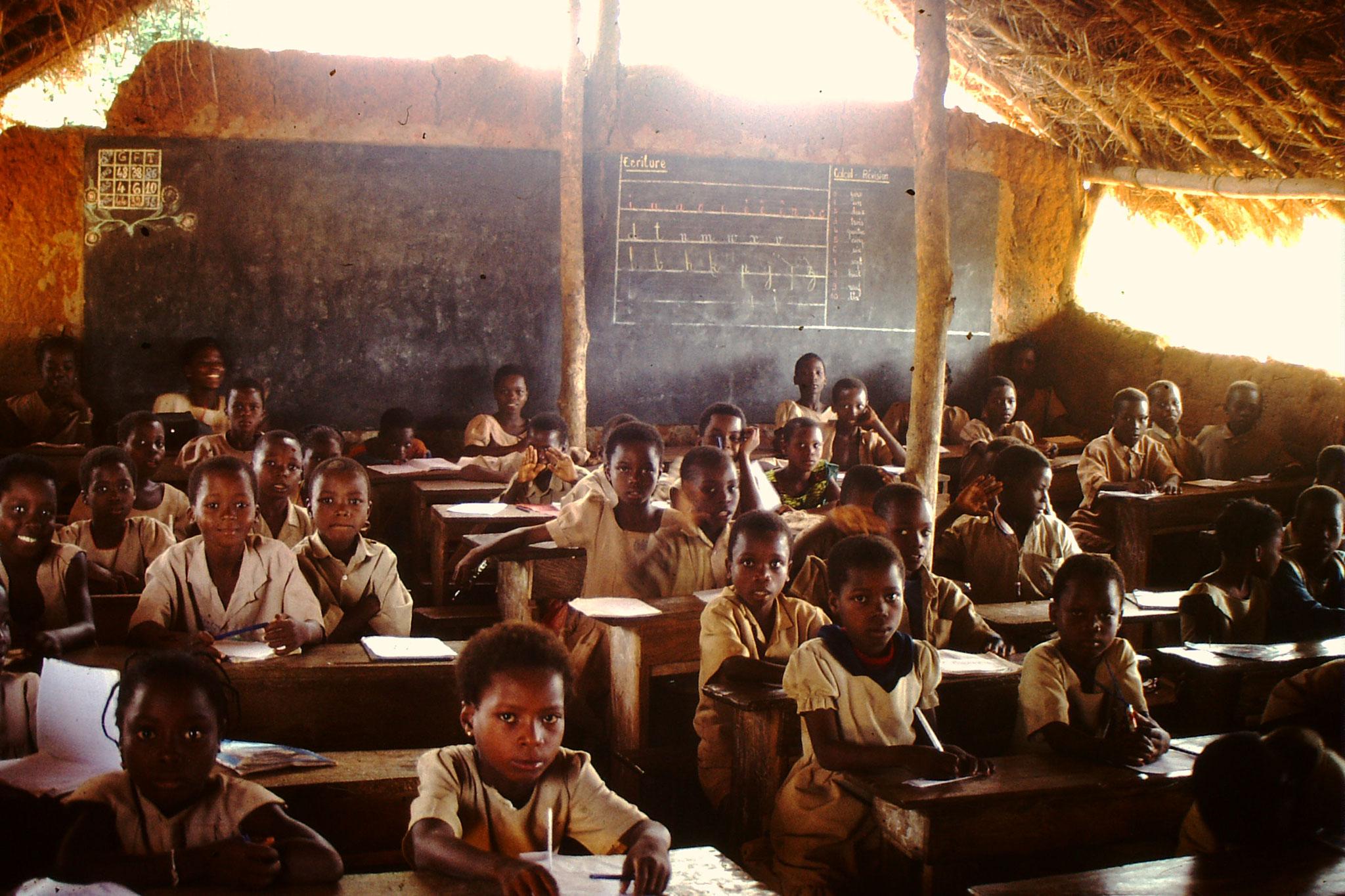 Primarschule in Sokode.