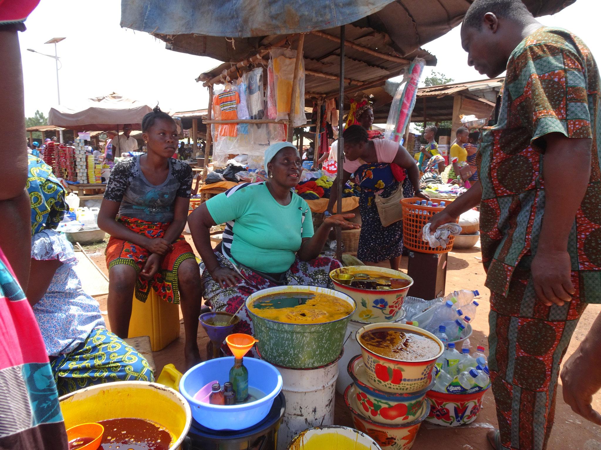 18. Markt in Vogan