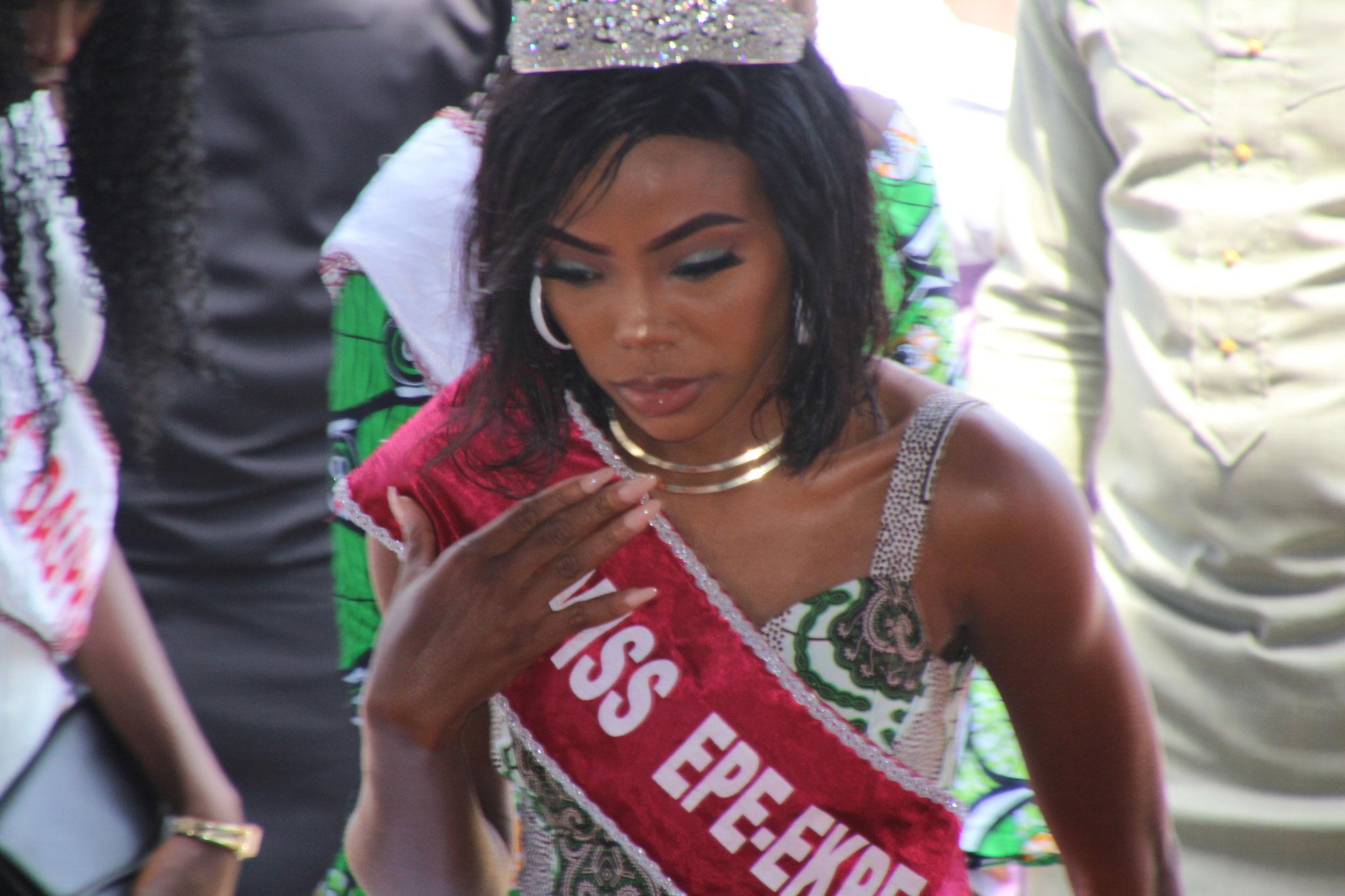 17. Miss Epe-Ekpe.