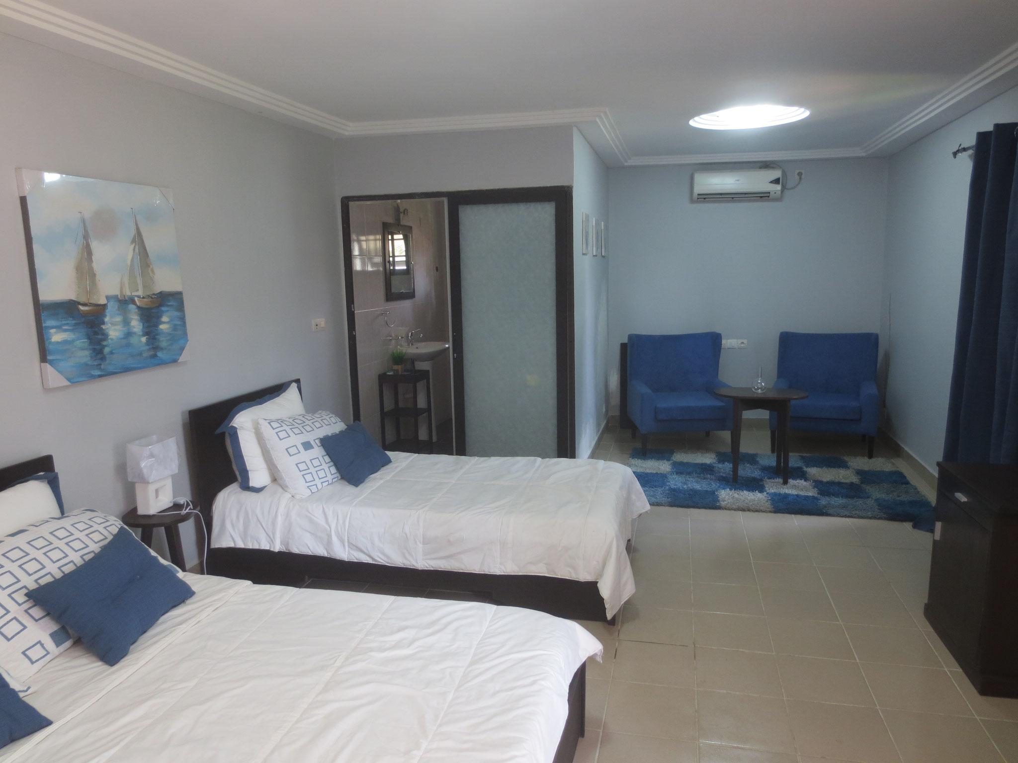 Zimmer im Ramatou Plage