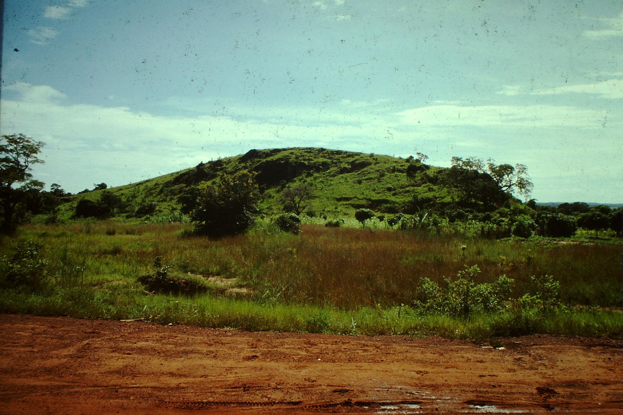 Kleiner Hügel.