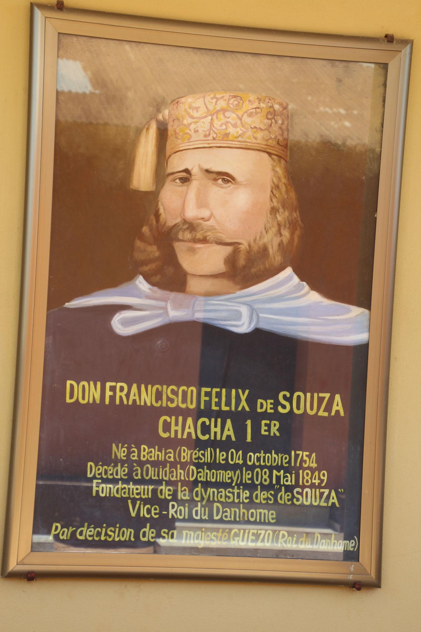 Francesco de Souza.