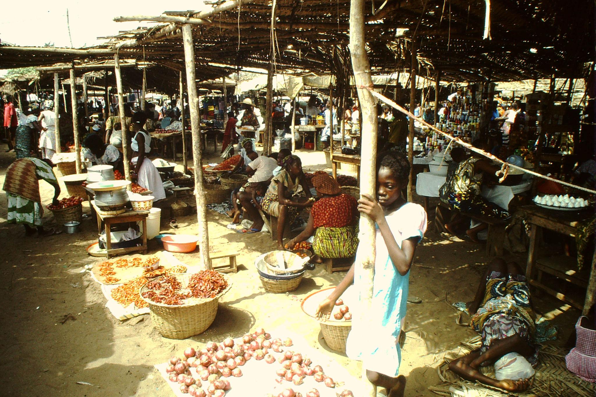 Markt Akodessewa.