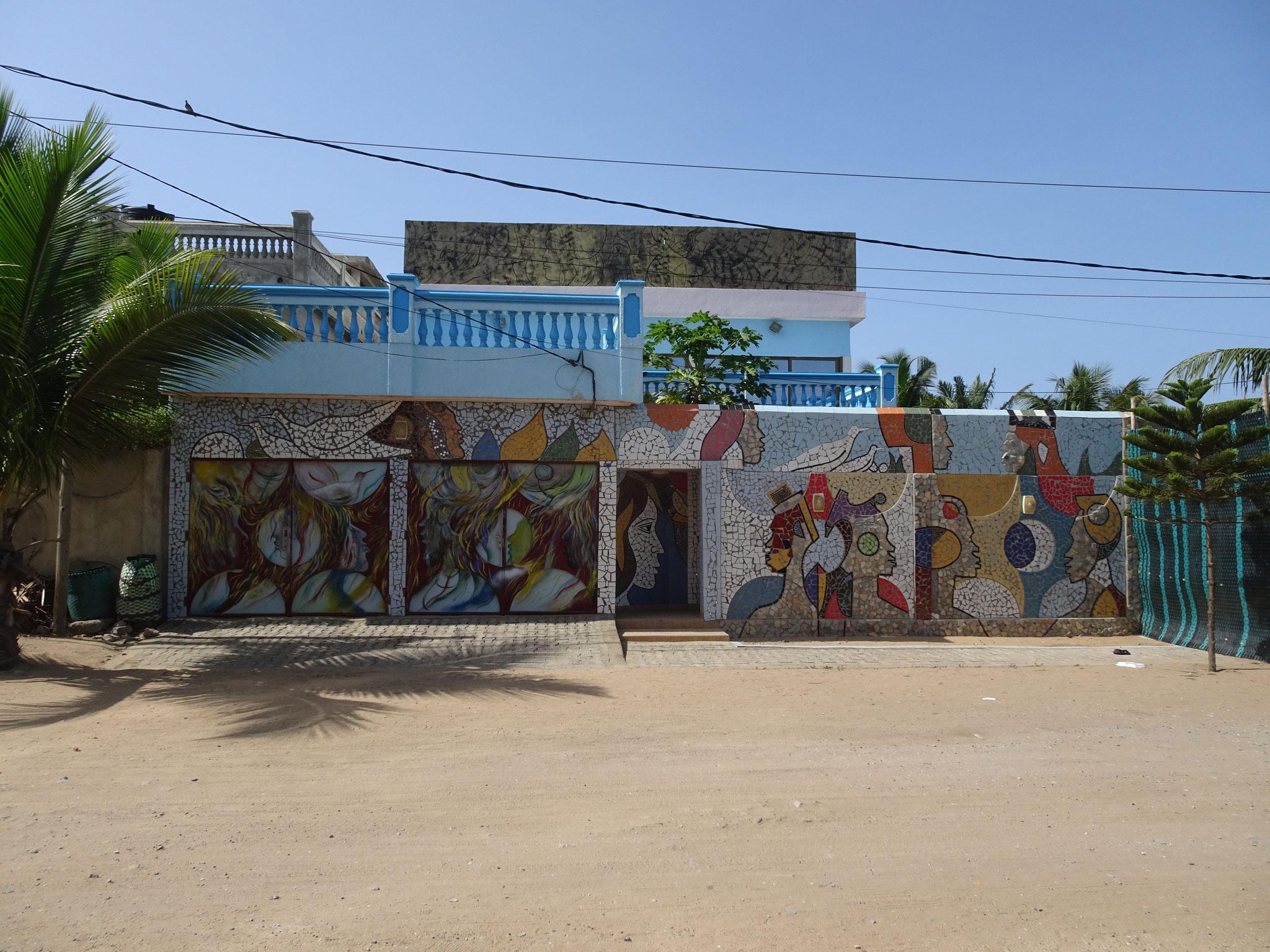 Hier in Avepozo wohnte Jimi Hope.