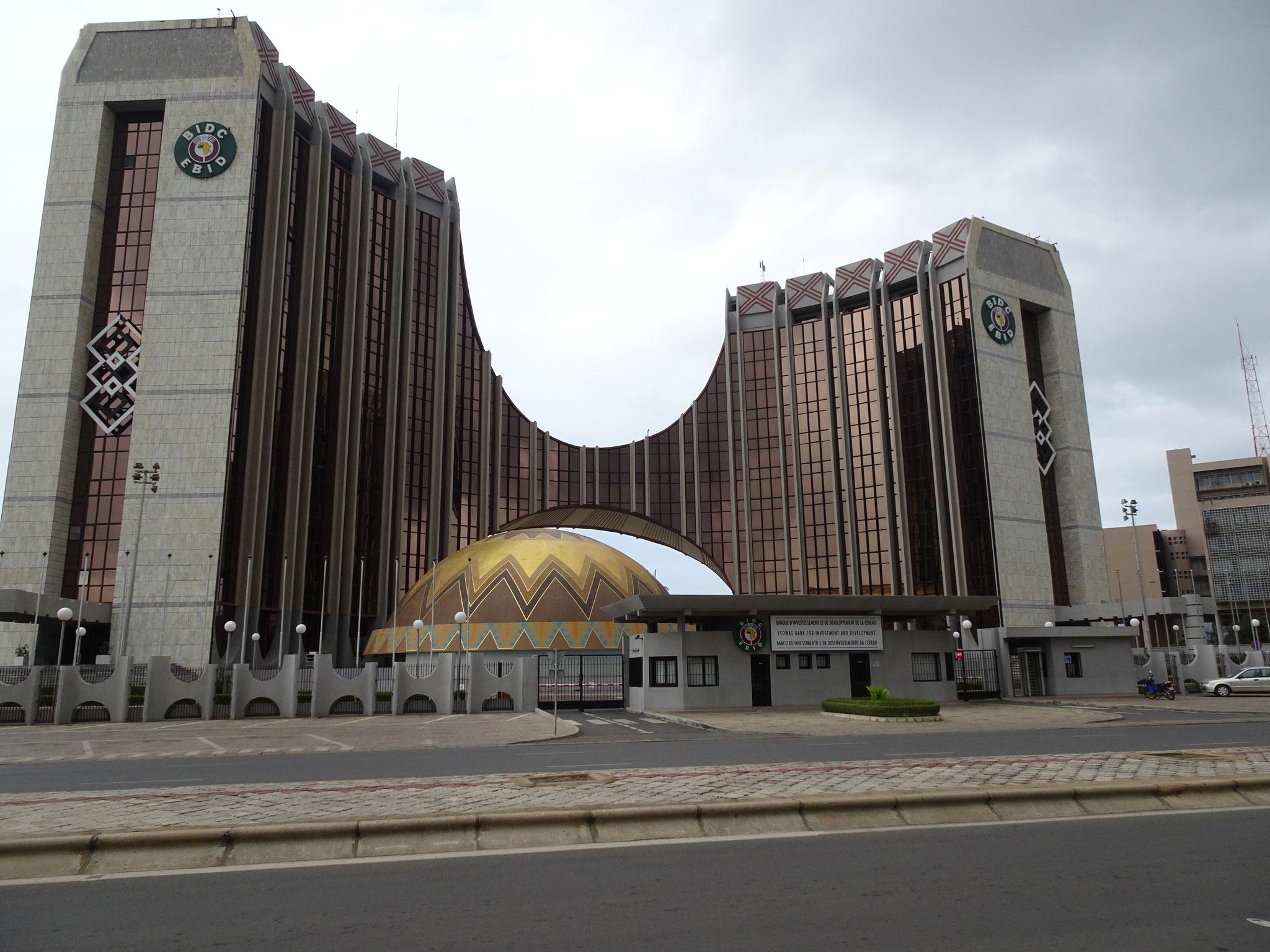 Bank in Doualasseme.