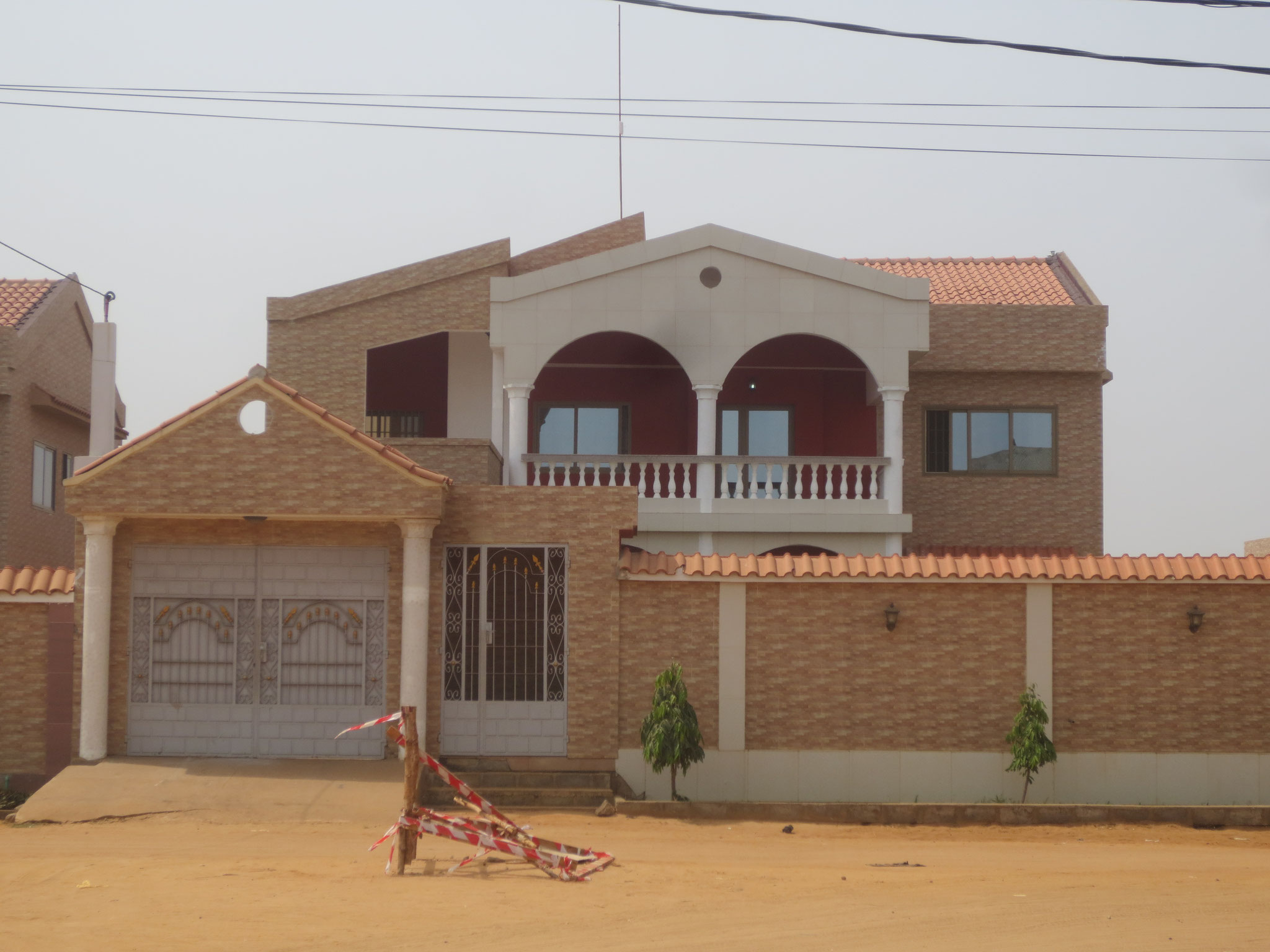 Villa von Emanuel Adebayor