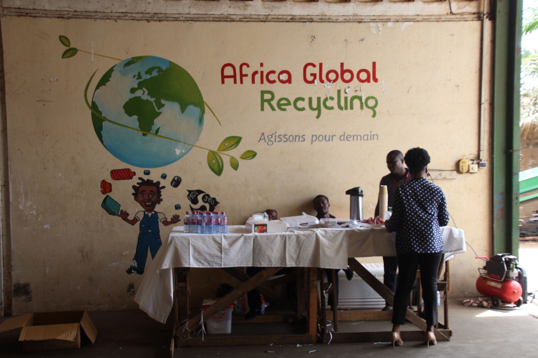1. Africa Global Recycling.