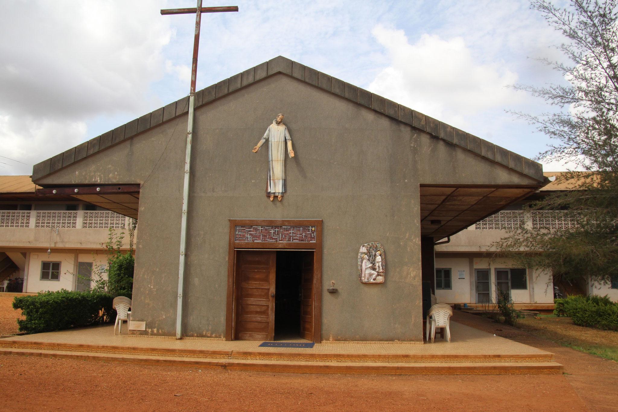 Kapelle im Spital Afagnan.