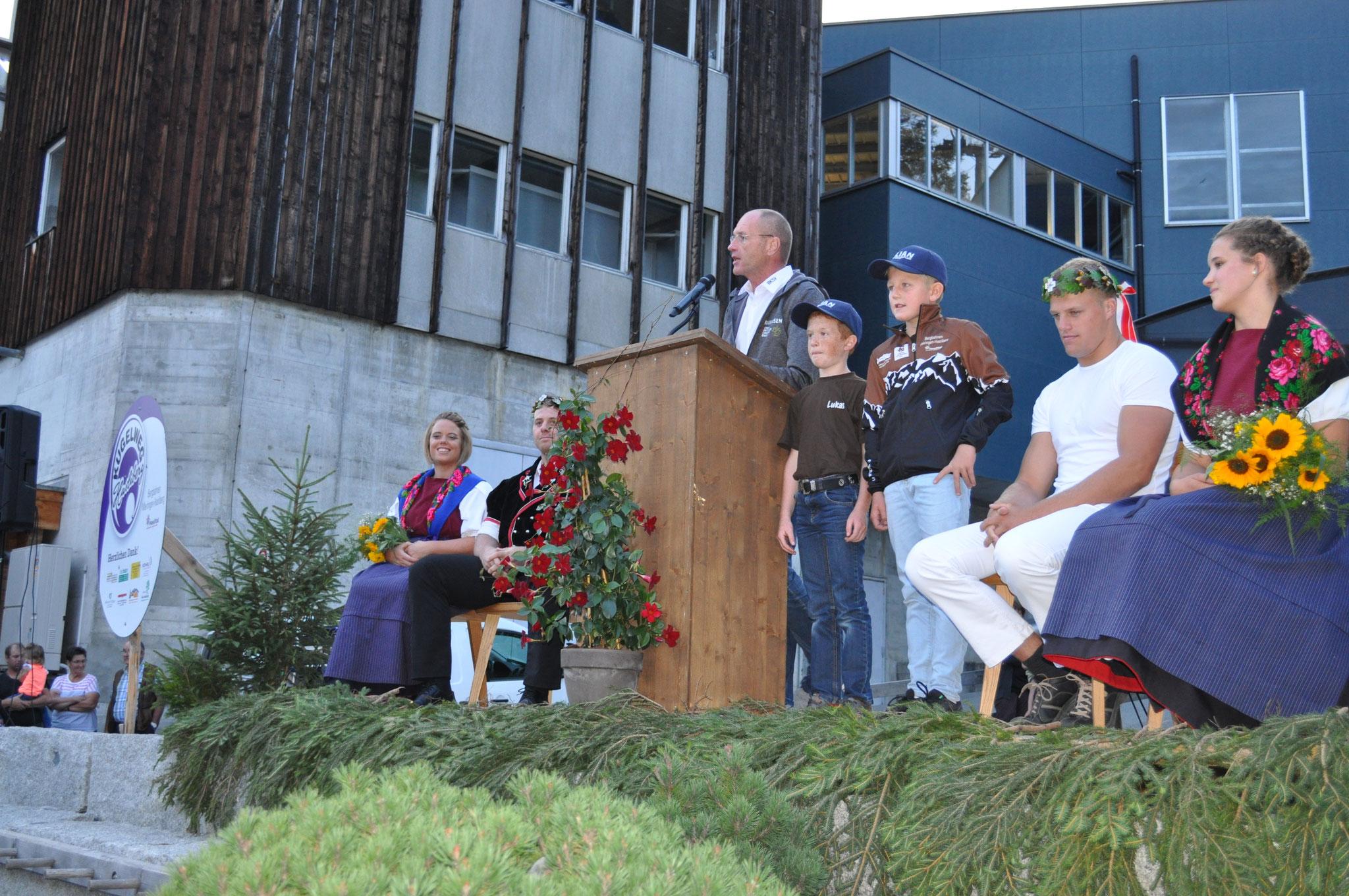 Präsident Bernisch Kantonaler Schwingerverband Affolter Adrian