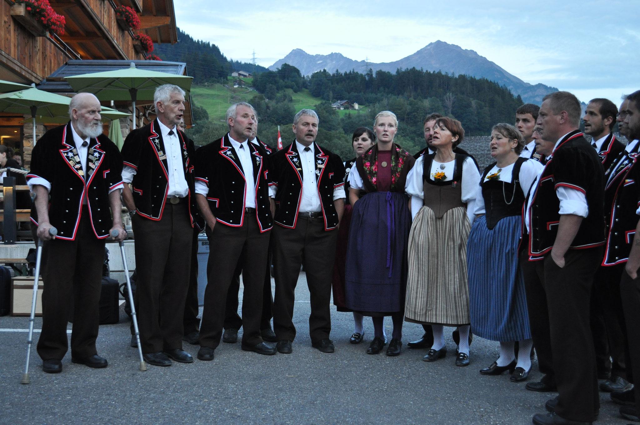 Jodlerklub Hasliberg